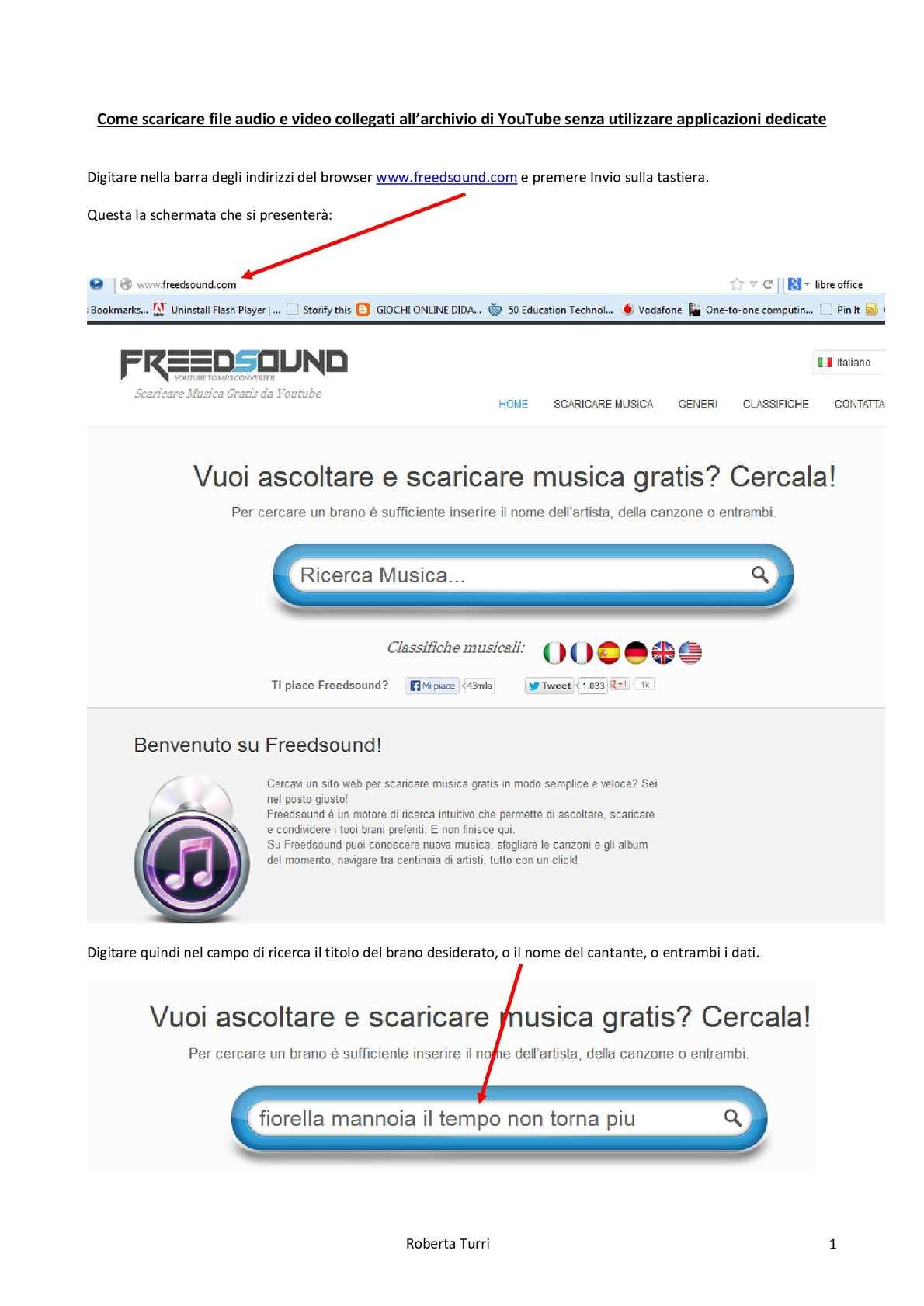 SCARICA FREESOUND MUSICA DA