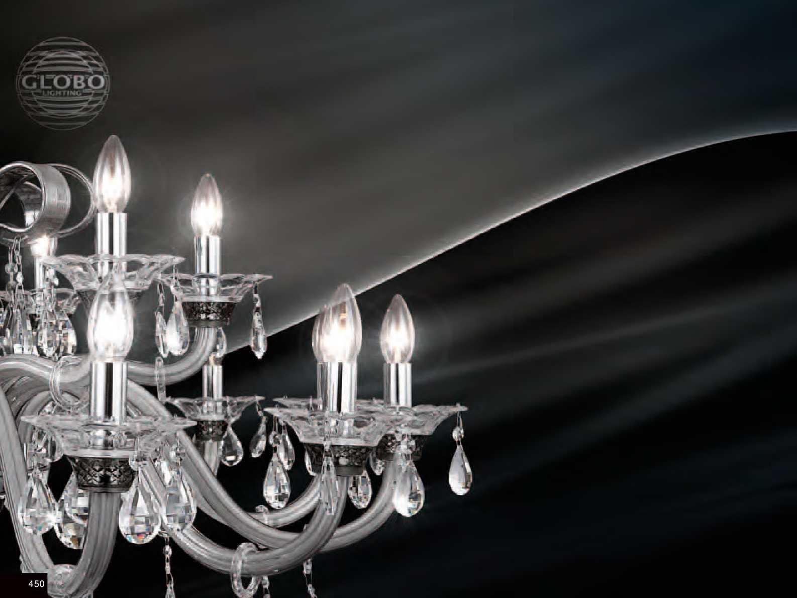 Globo 33306 Lampe solaire métal noir DEL