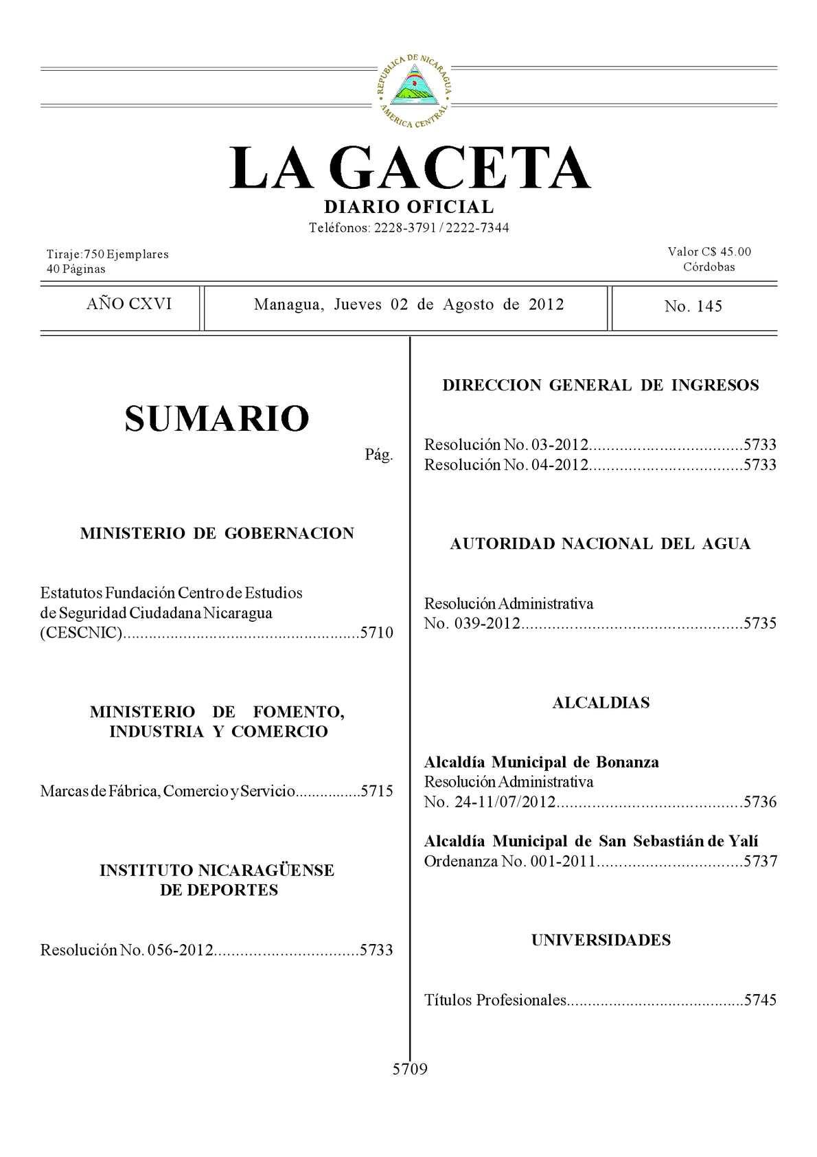 Calaméo - 145 Gaceta 38bd8f30f10d