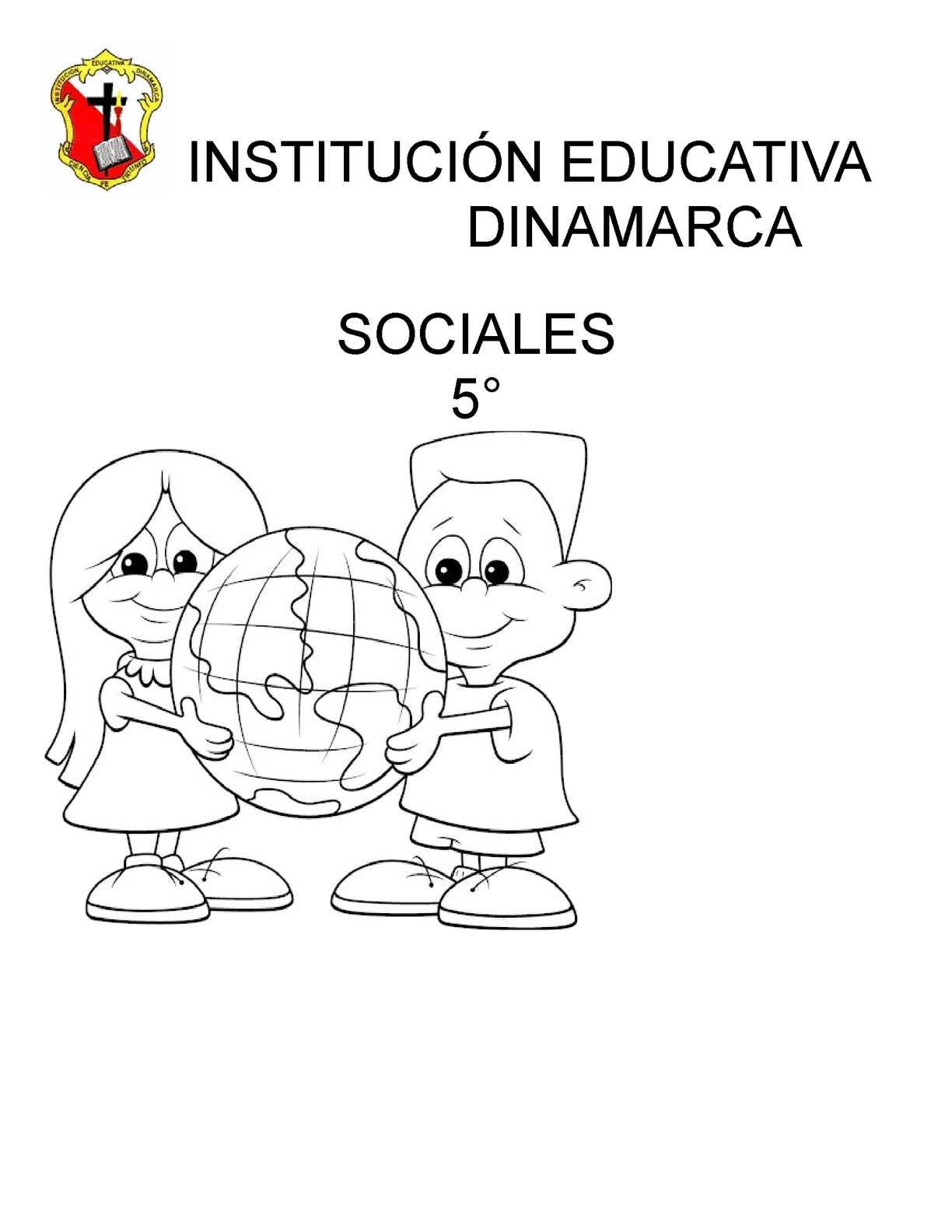 Fichas Sociales 5°p1semanas 1, 2 Y 3