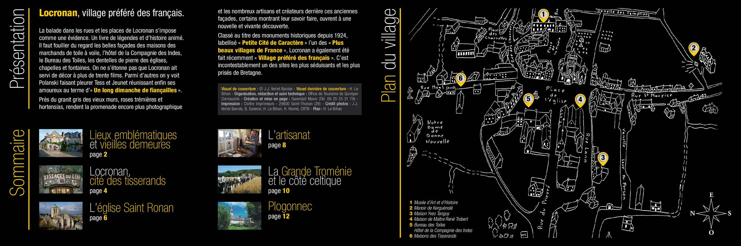 Circuit Découverte De Locronan Calameo Downloader