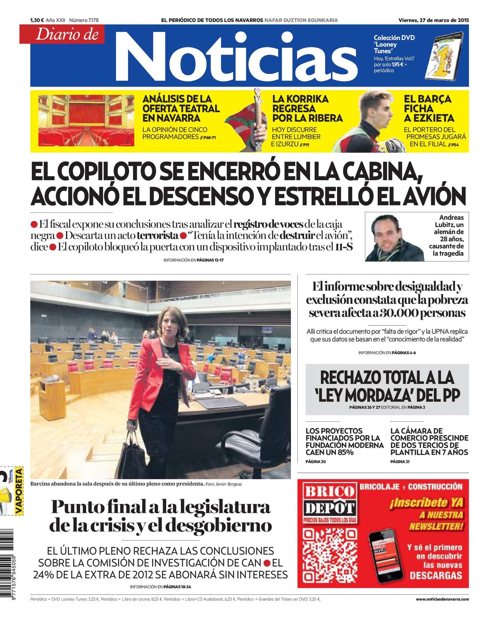 Calaméo - Diario de Noticias 20150327 d712544078e