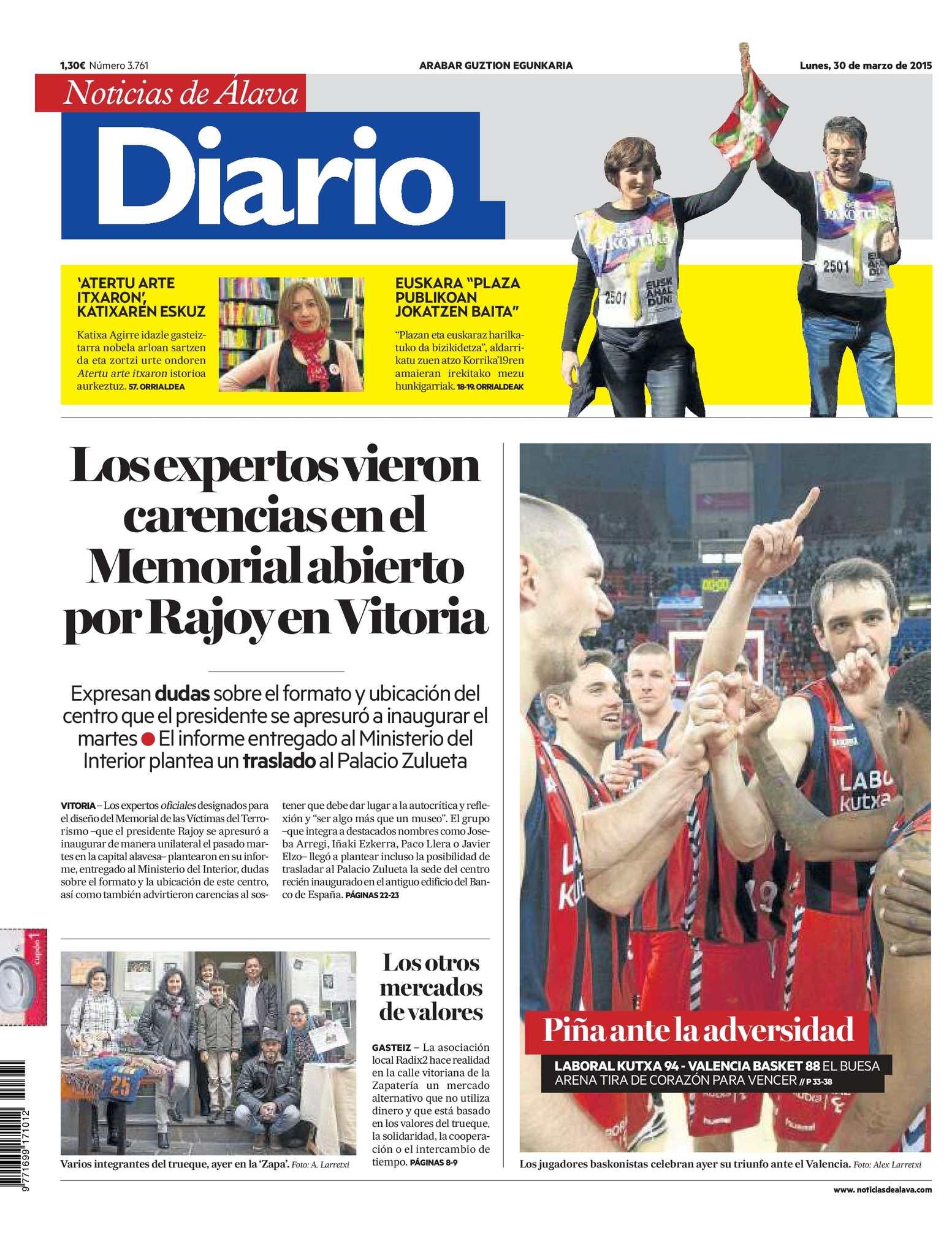 Calaméo - Diario de Noticias de Álava 20150330 50ef42b3efa