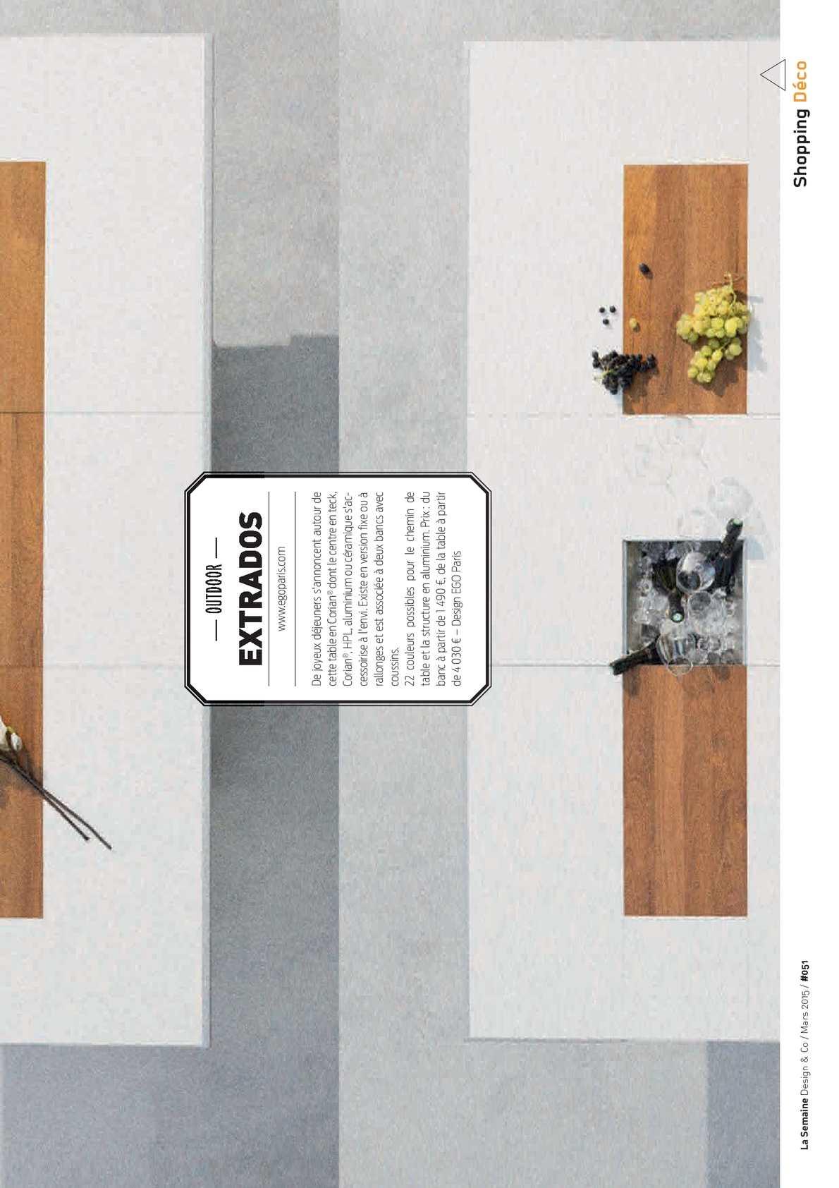 Prix Corian Au M2 supplément design 2015 - la semaine - calameo downloader