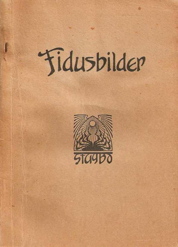 Fidusbilder 1927
