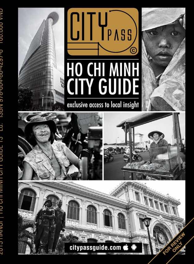 Calaméo - Saigon - Hanoi 13 edition