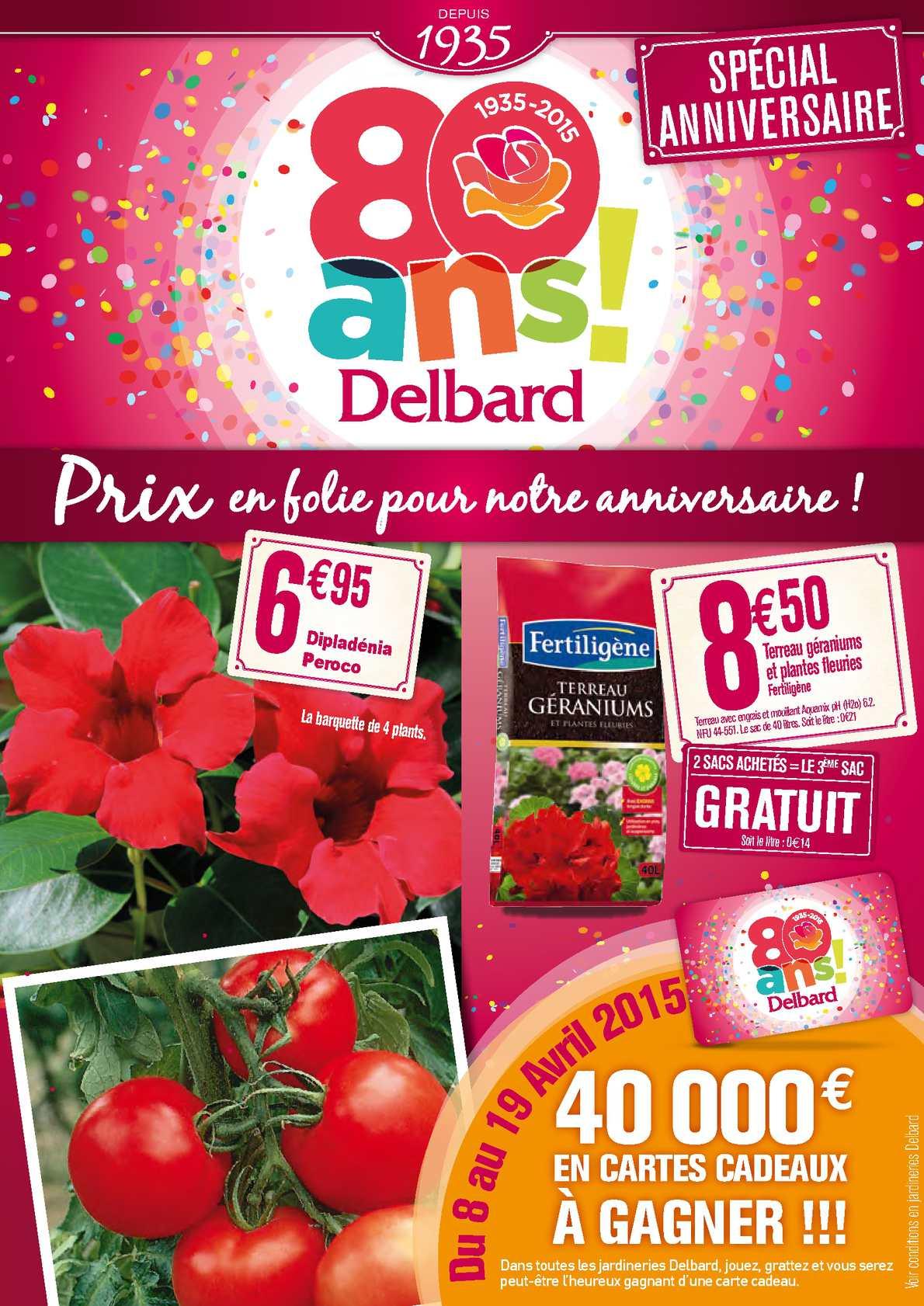 Calameo Catalogue Delbard 8 Avril 2015 Pdf Modifie Pour Site Bis
