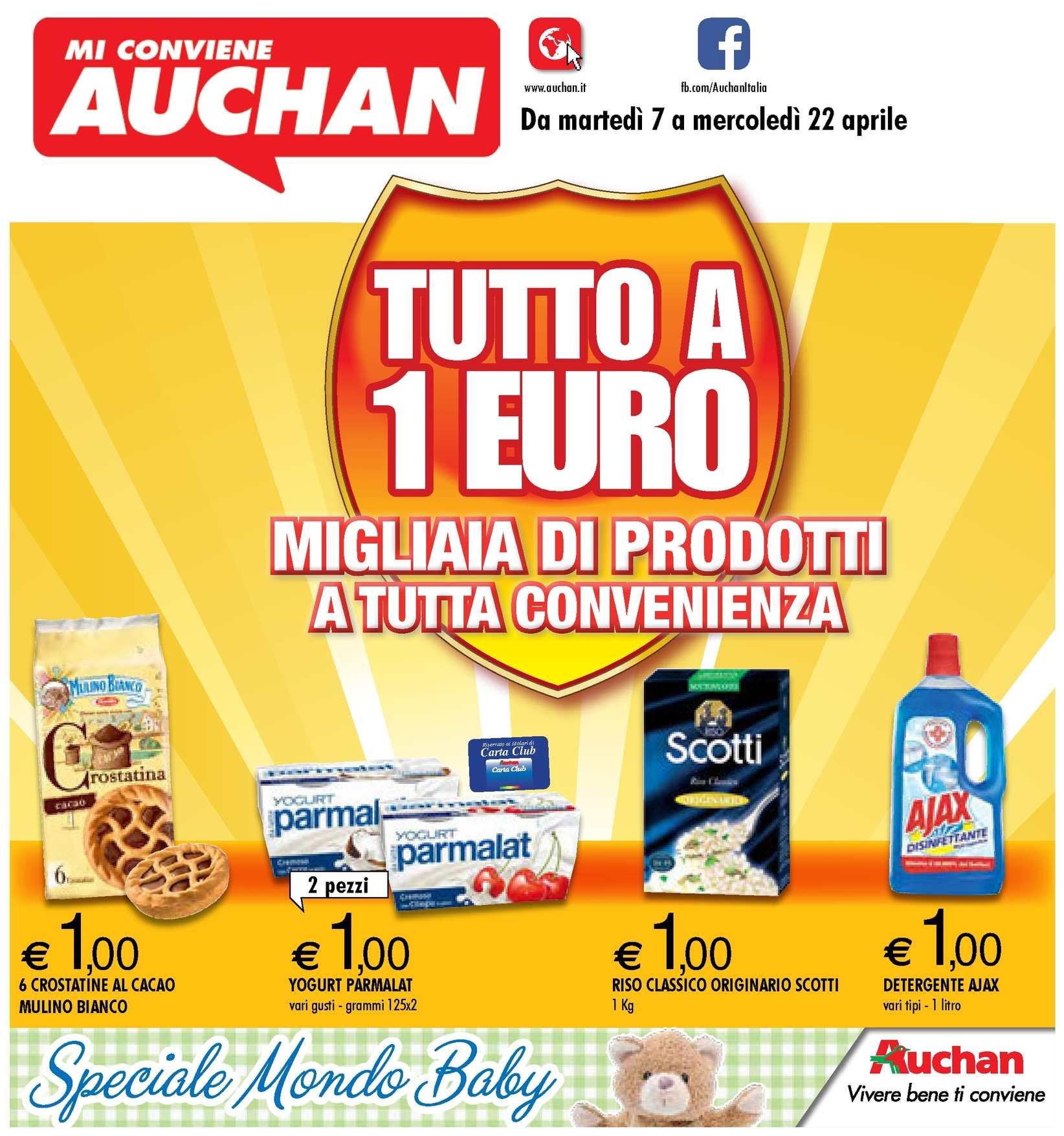 Cameretta A Ponte Auchan.Calameo Volantino Auchan Calabria Dal 7 Al 22 Aprile