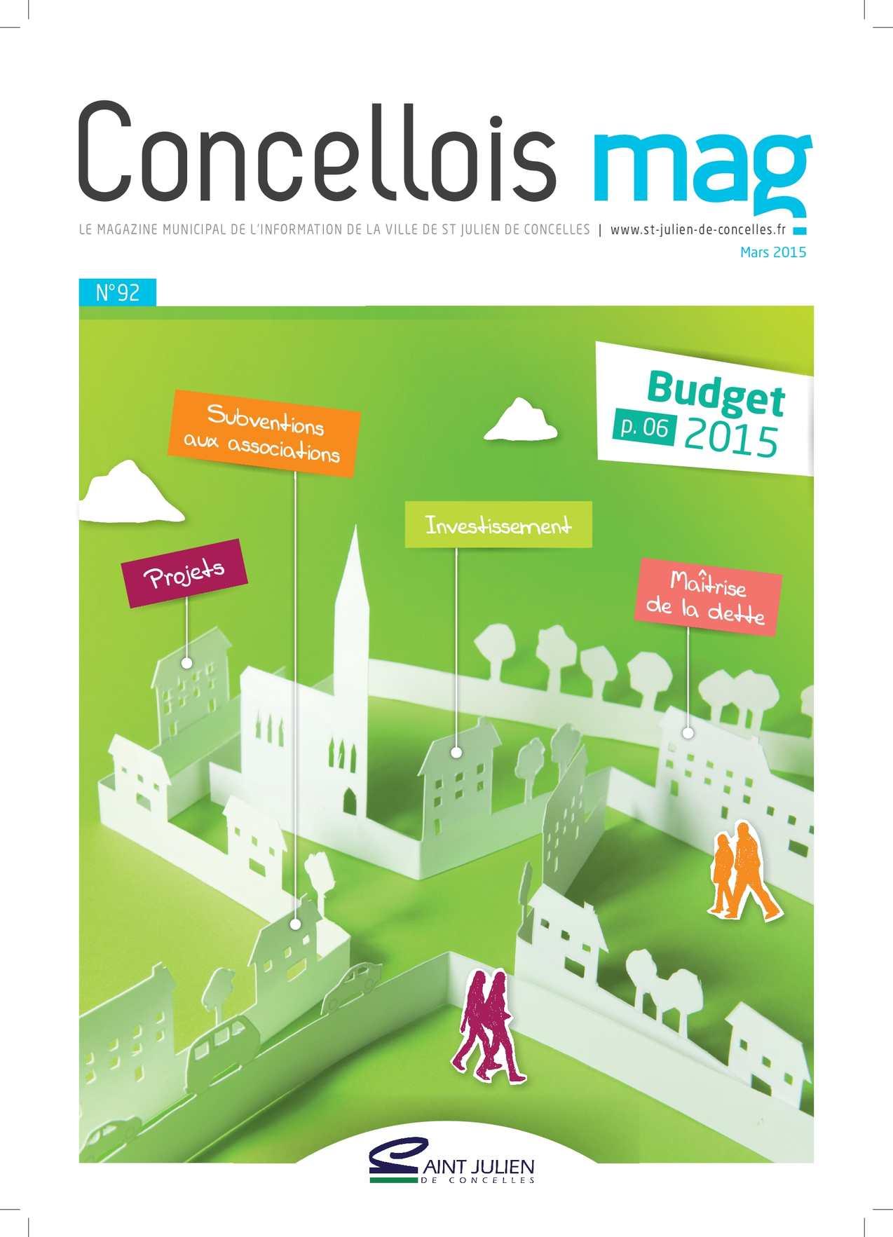 Concellois Mag N°92