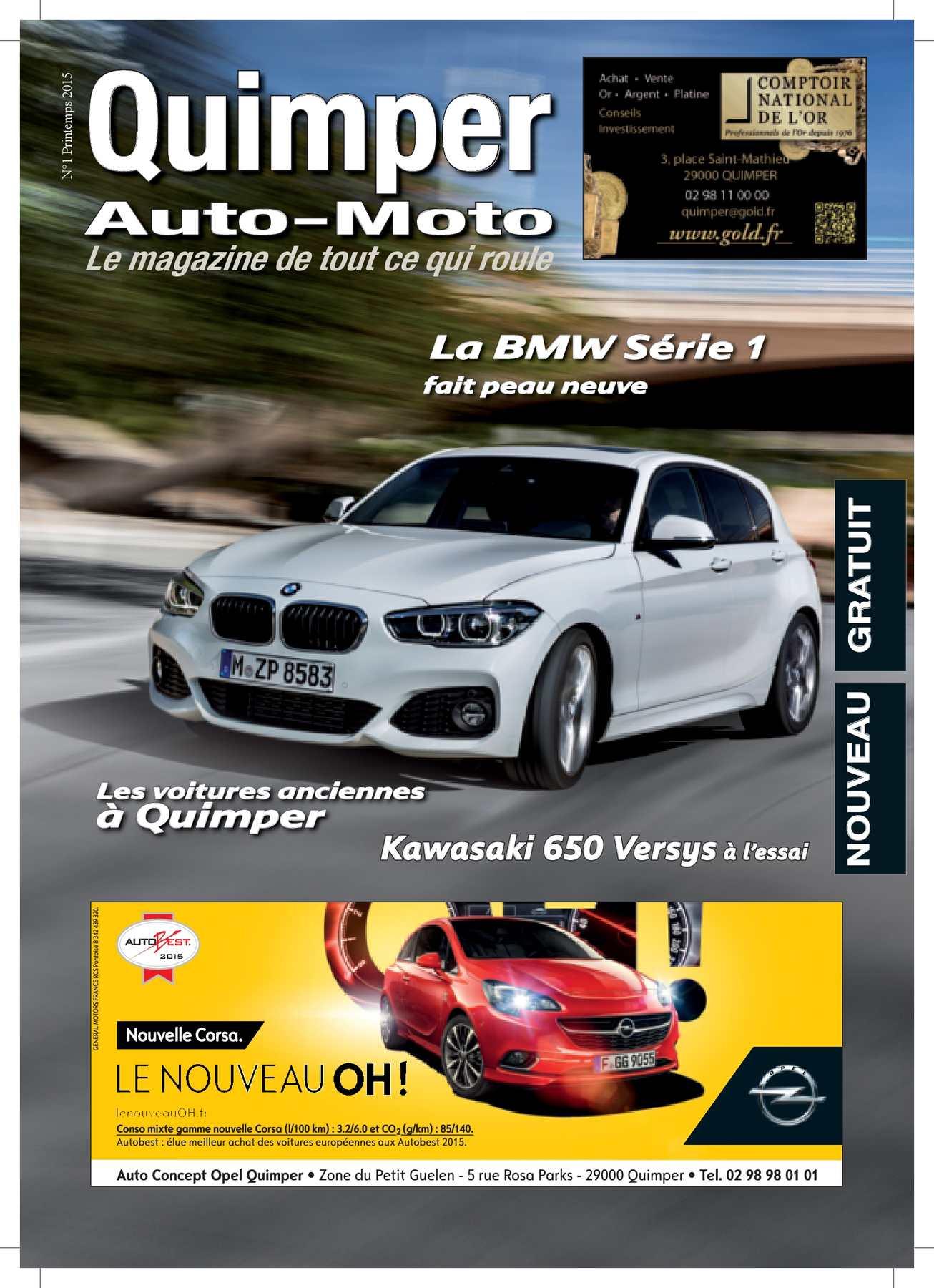 Calaméo - Quimper Auto Moto Numéro 1 c480980489d