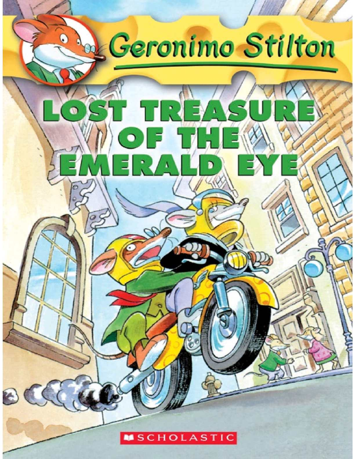 Geronimo Stilton Pdf