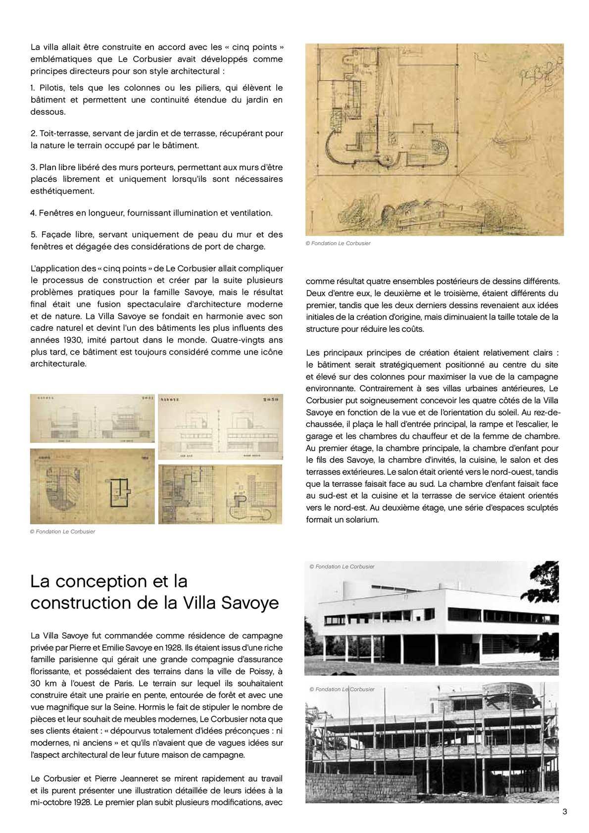 Deport Plan De Travail 21014 villa savoye - calameo downloader