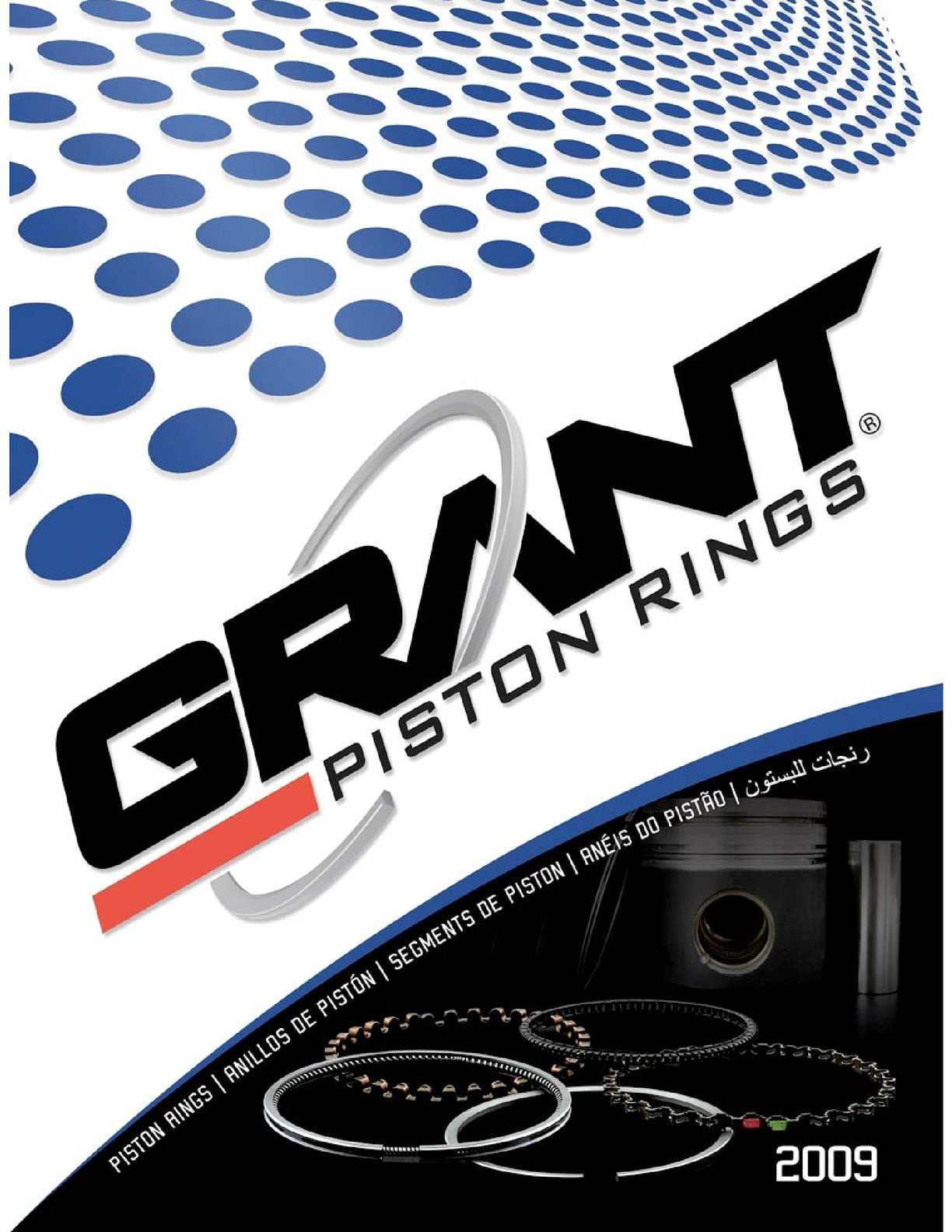 Calaméo - Grant Piston Ring 2009