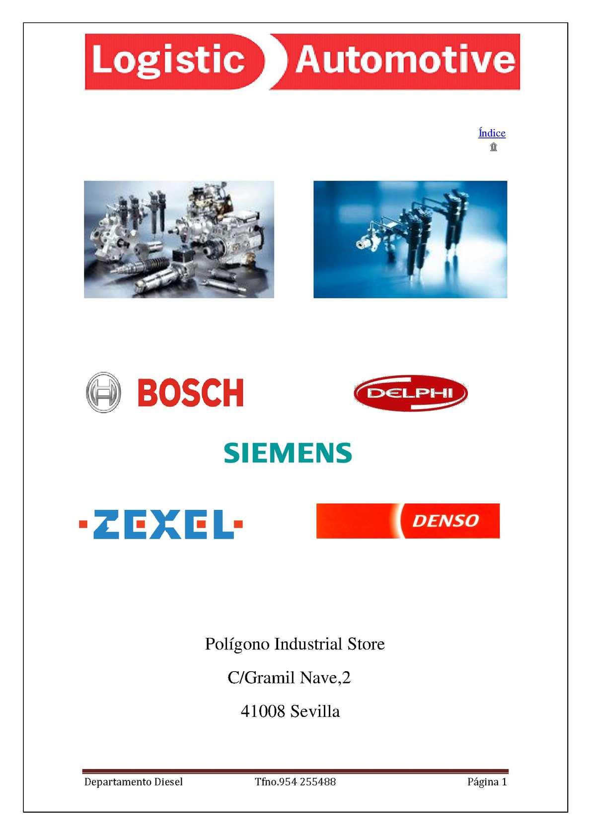 bomba inyectora Bosch 1 461 038 319 Denso chapa