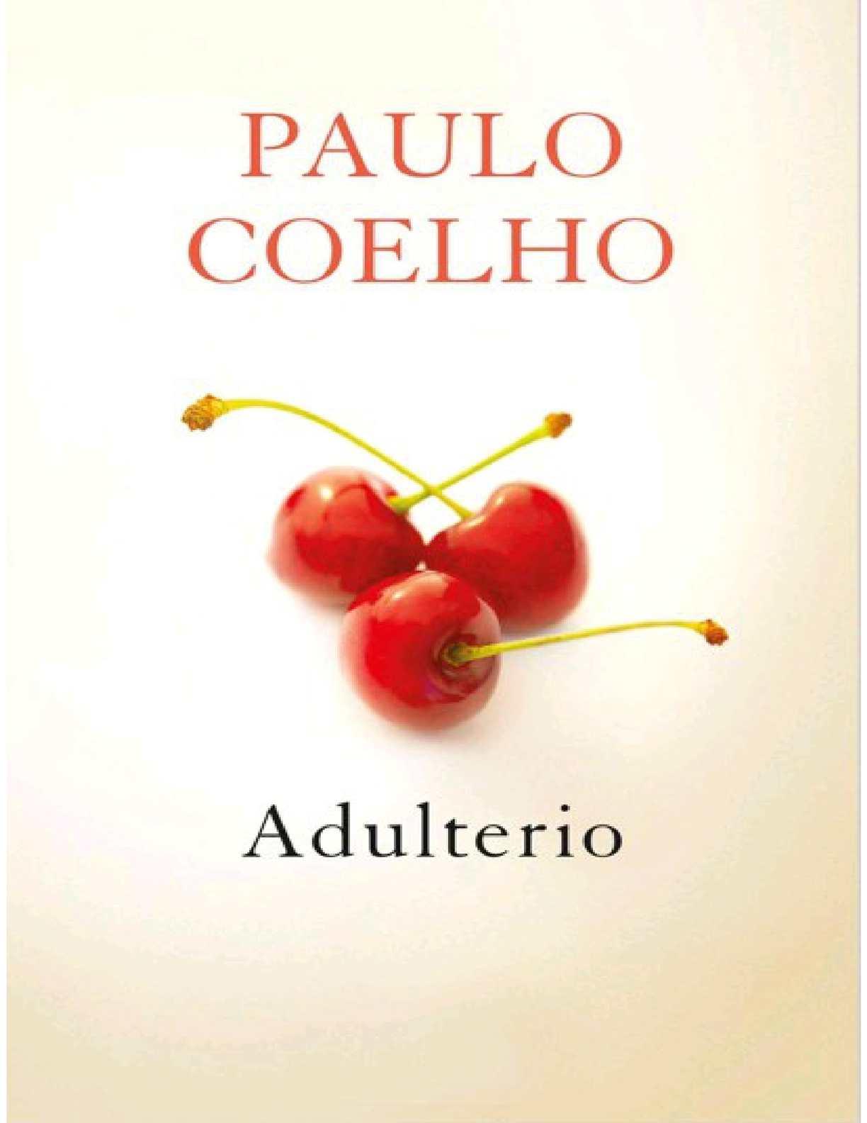 Adulterio Novela Videos Porno calaméo - paulo coelho adulterio[1]