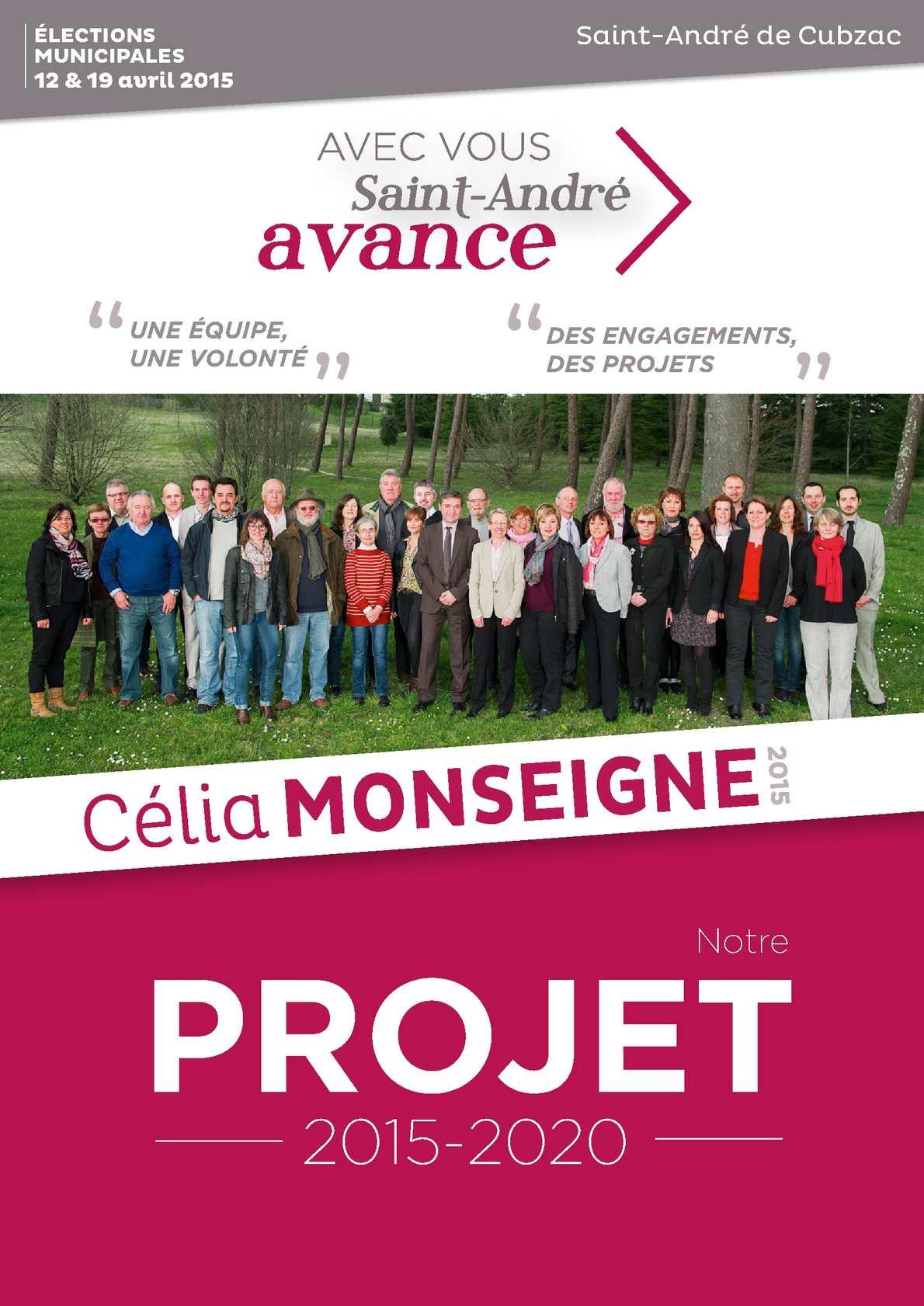 Projet Piscine Saint Andre De Cubzac calaméo - projet 2015-2020 avec vous, st-andré avance