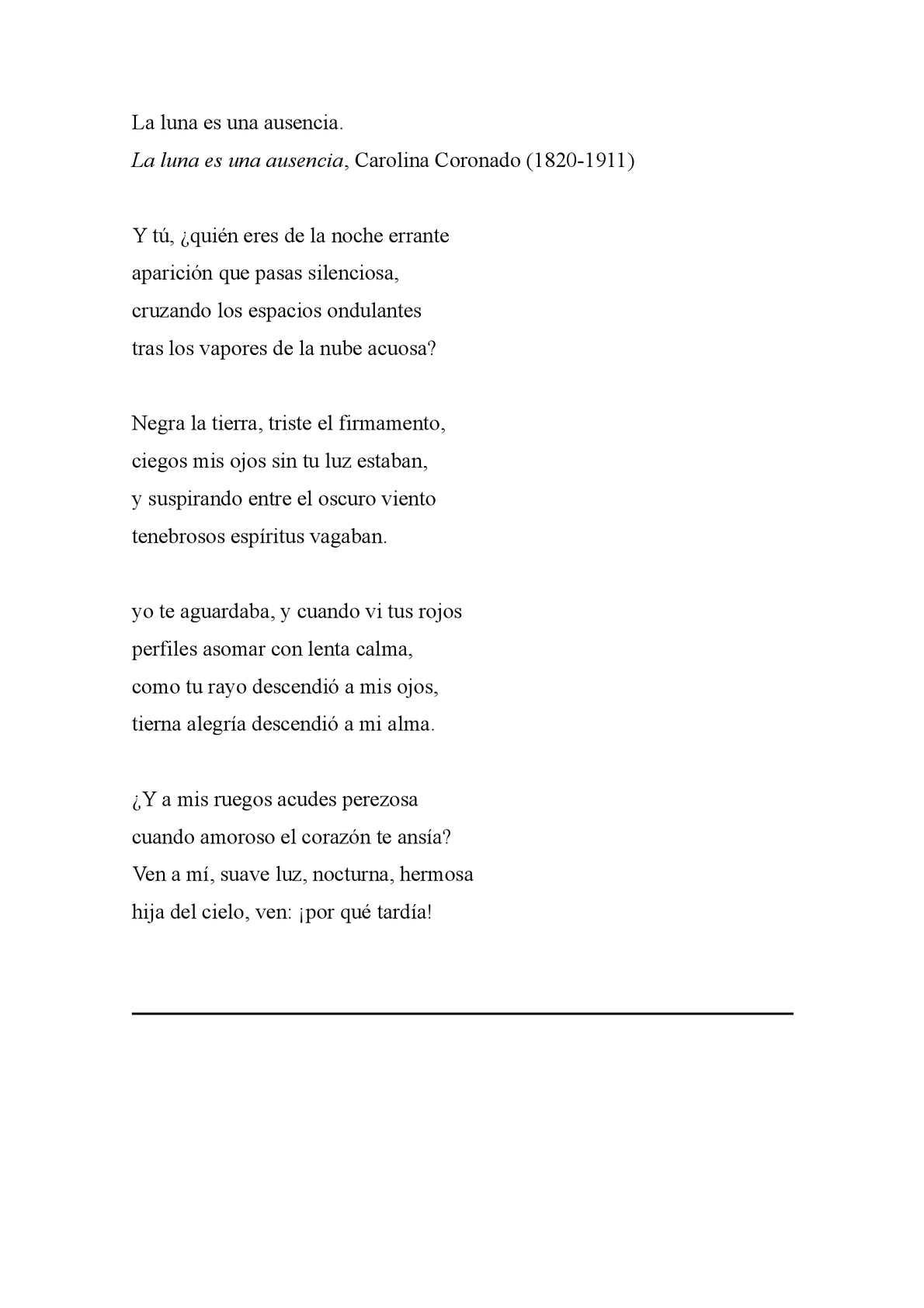 Calaméo Poemas De Luz De Luna