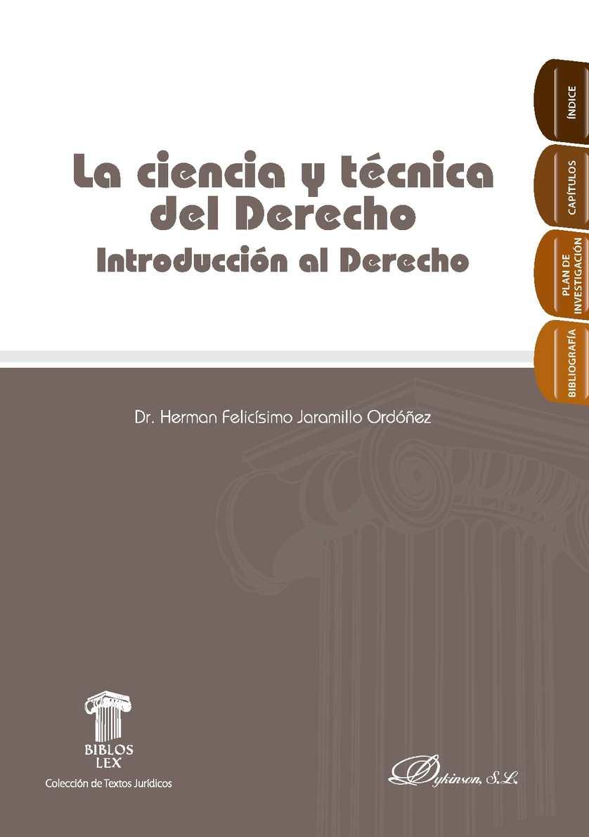 Calaméo La Ciencia Y Tecnica Introduccion Al Derecho