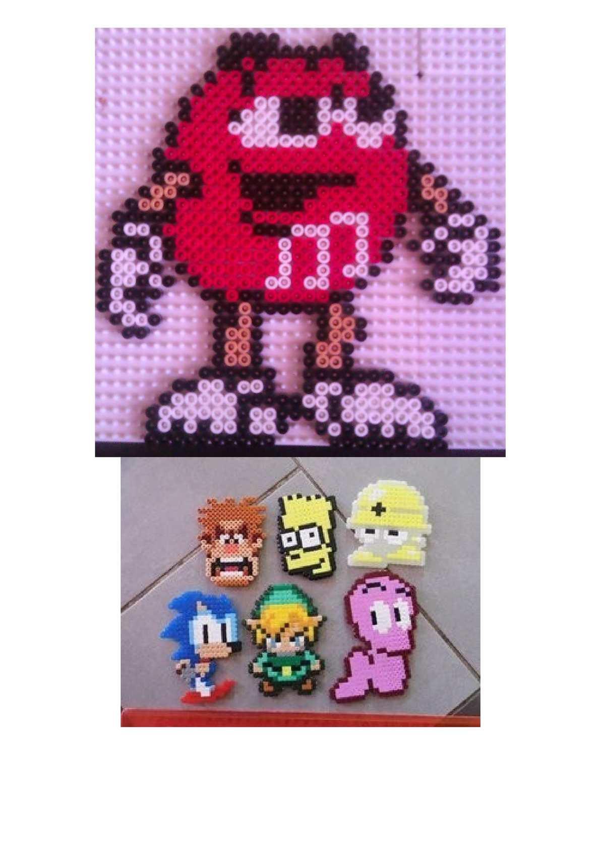 Calaméo Modèles Pixel Art Laetitia