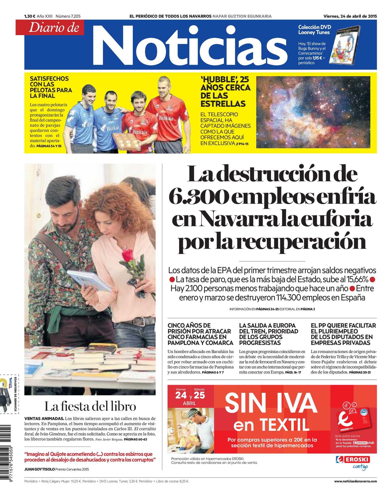 22ff426826dfd Calaméo - Diario de Noticias 20150424