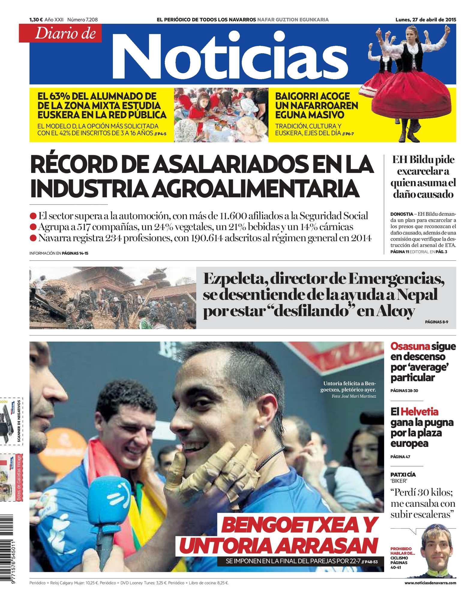 aa55ba42d9 Calaméo - Diario de Noticias 20150427