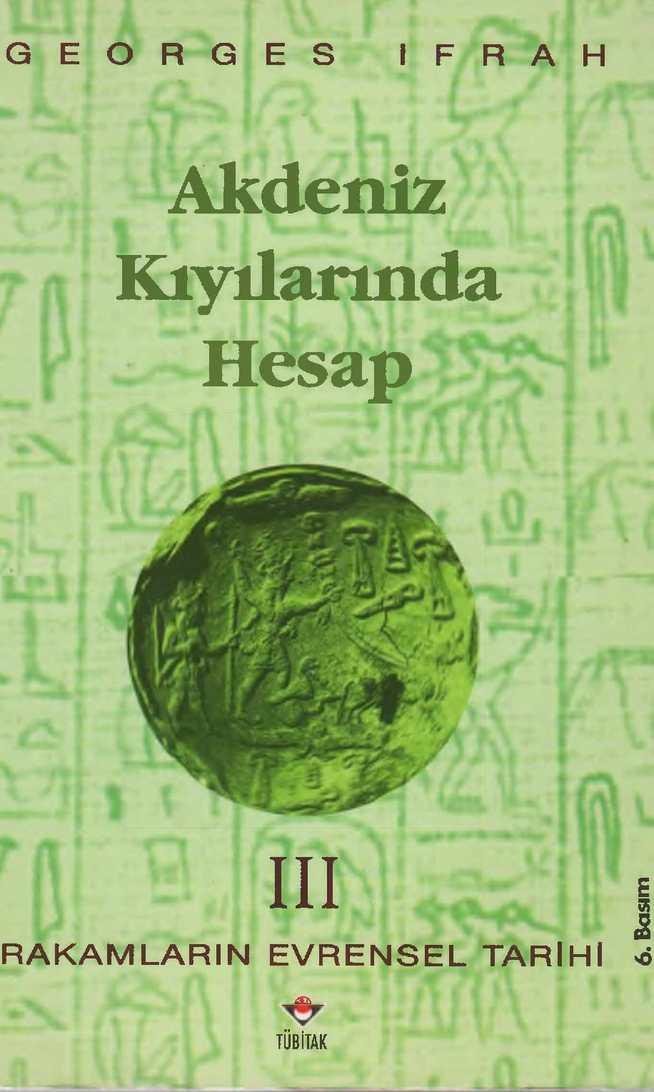 3 - Akdeniz Kıyılarında Hesap - Georges Ifrah (Rakamların Evrensel Tarihi)