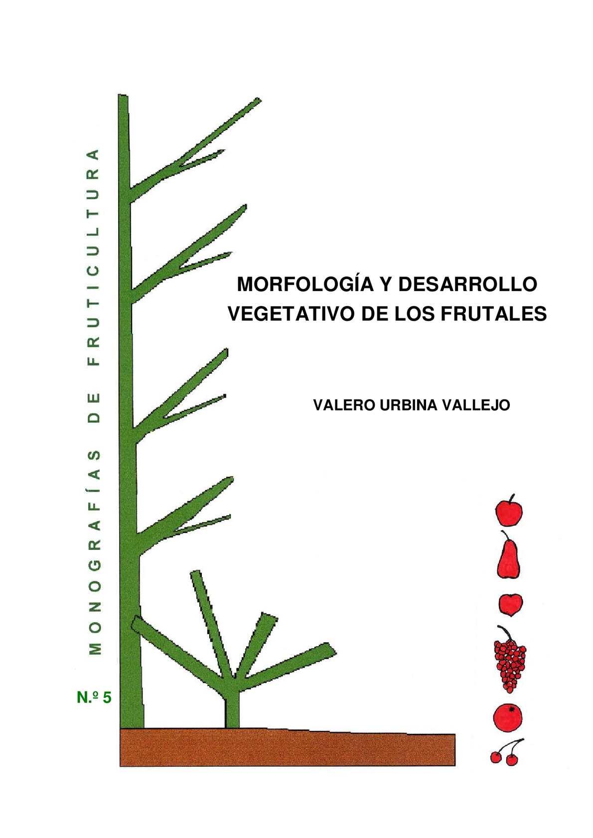 Calaméo Morfologia Y Desarrollo De Los Frutales
