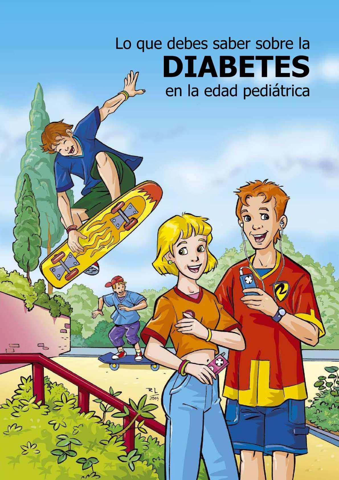 diabetes infantil de nueva aparición