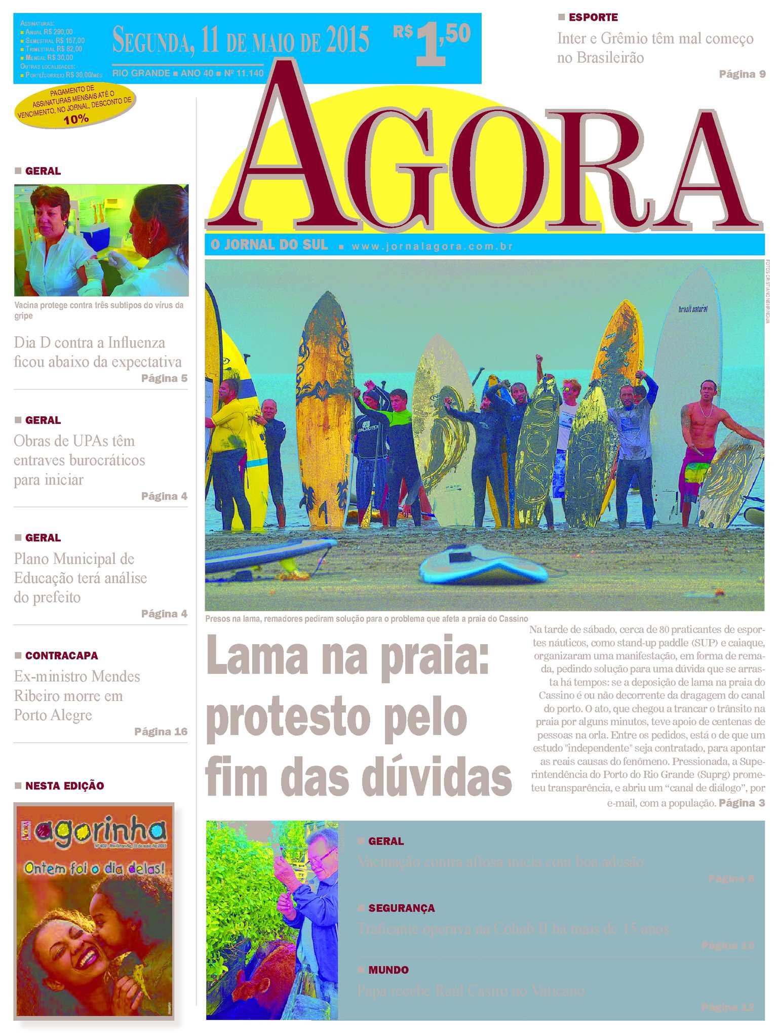 Calaméo - Jornal Agora - Edição 11140 - 11 de Maio de 2015 e7394c5482012