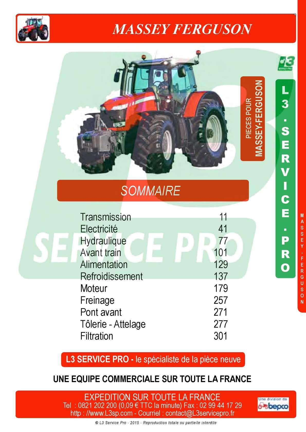 Côté pour Massey Ferguson 675 690 698 699 R//H Feu Arrière Assemblage