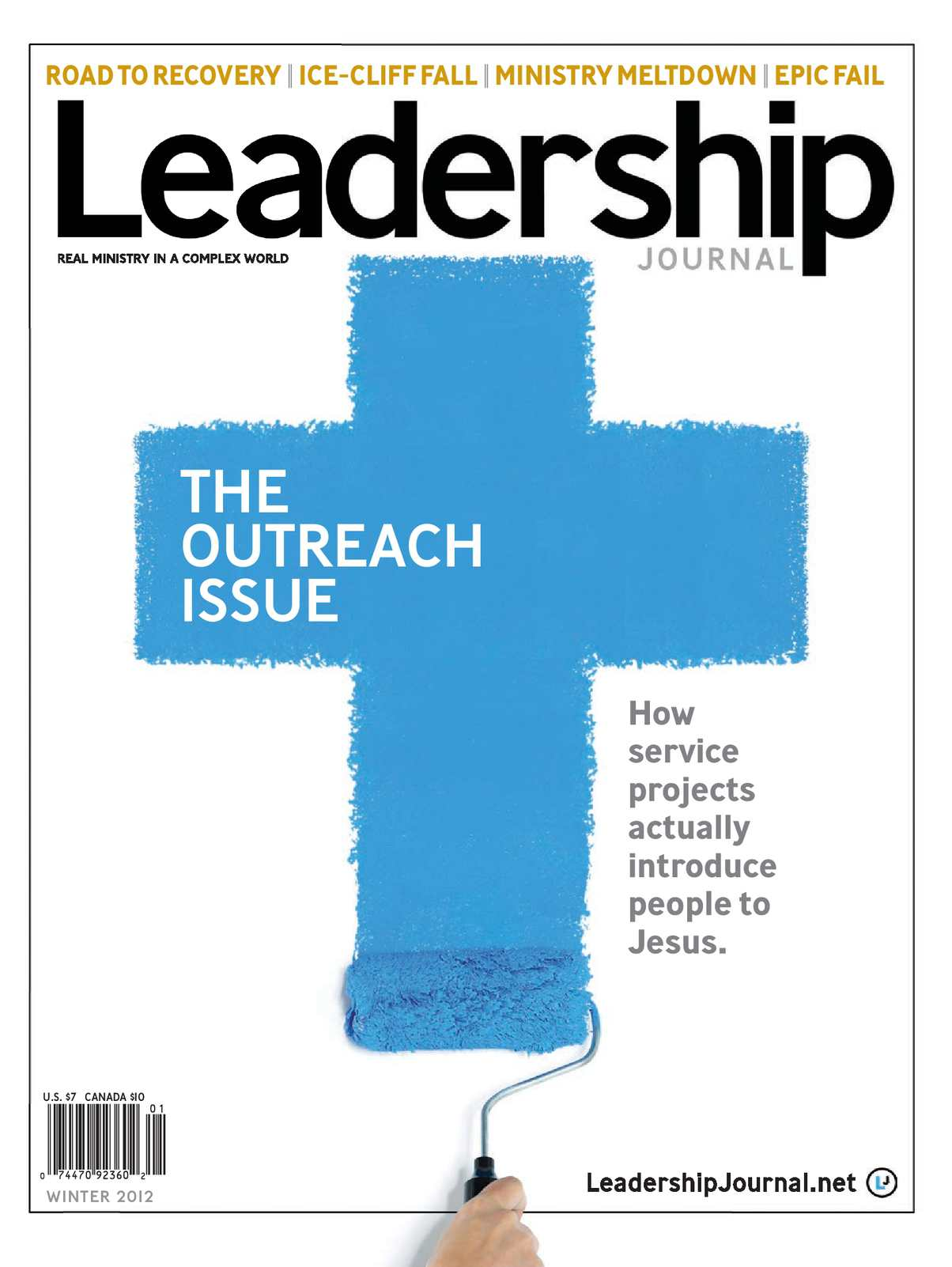 Calameo January 2012 The Outreach Issue