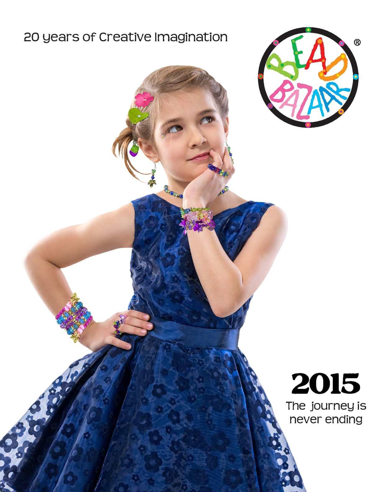 Bead Bazaar Jazzy Gems Kit