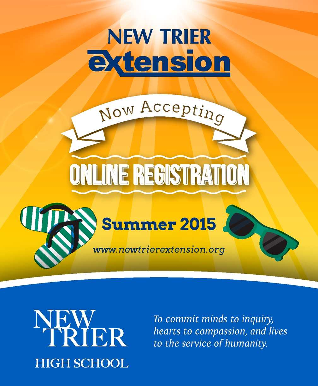 Calameo New Trier Extension Summer 2015 Catalog