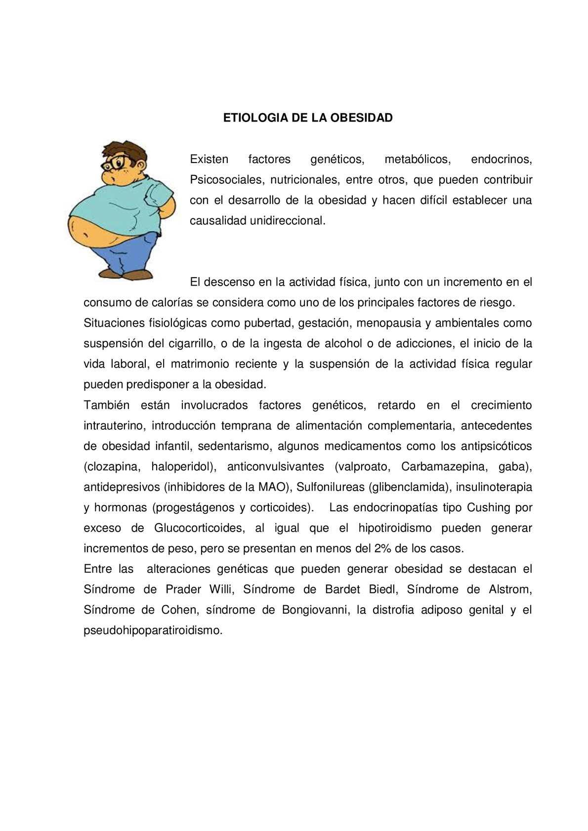 dieta para obesidad androide