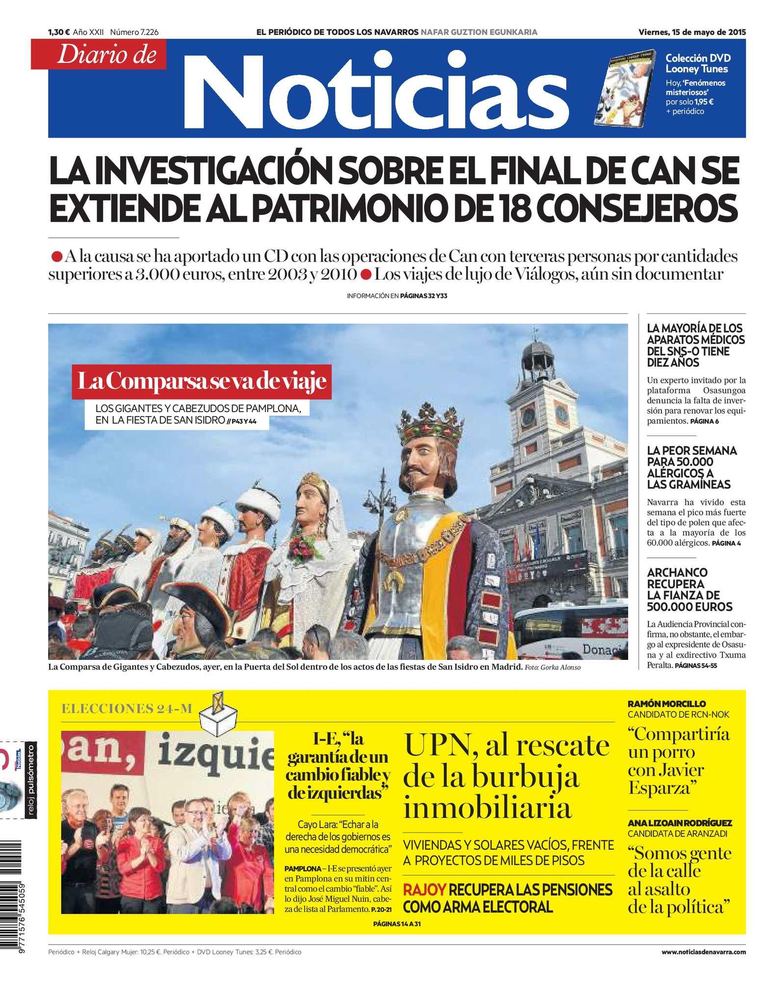 Calameo Diario De Noticias 20150515