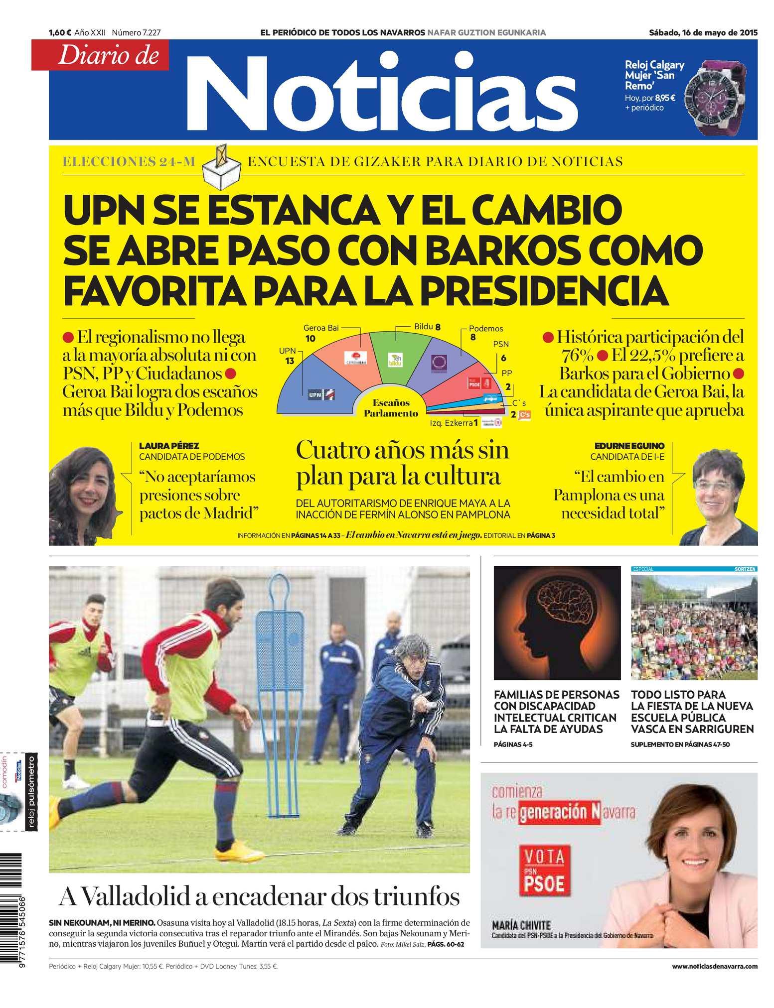 aa7136d57d2d4 Calaméo - Diario de Noticias 20150516