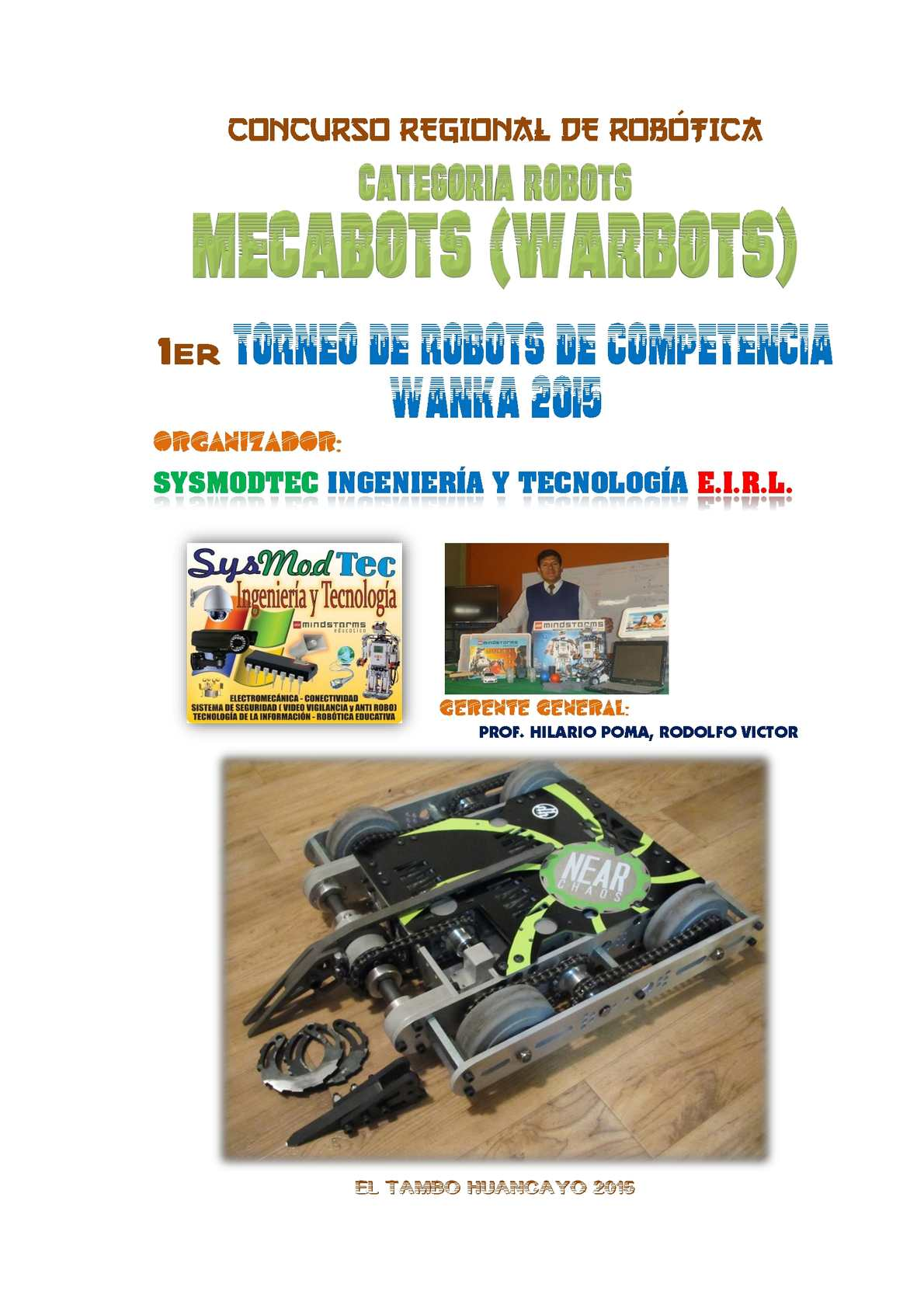 Categoria Warbot Mecabots