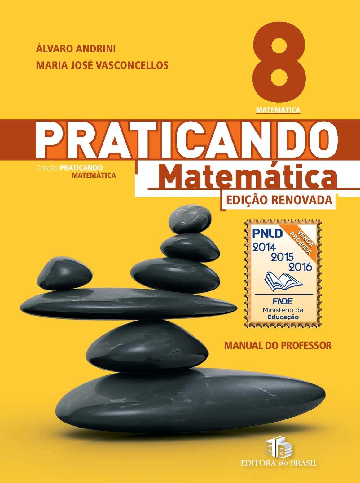 Calaméo - Praticando Matematica Ano8 2015 cad7ba7b6962d