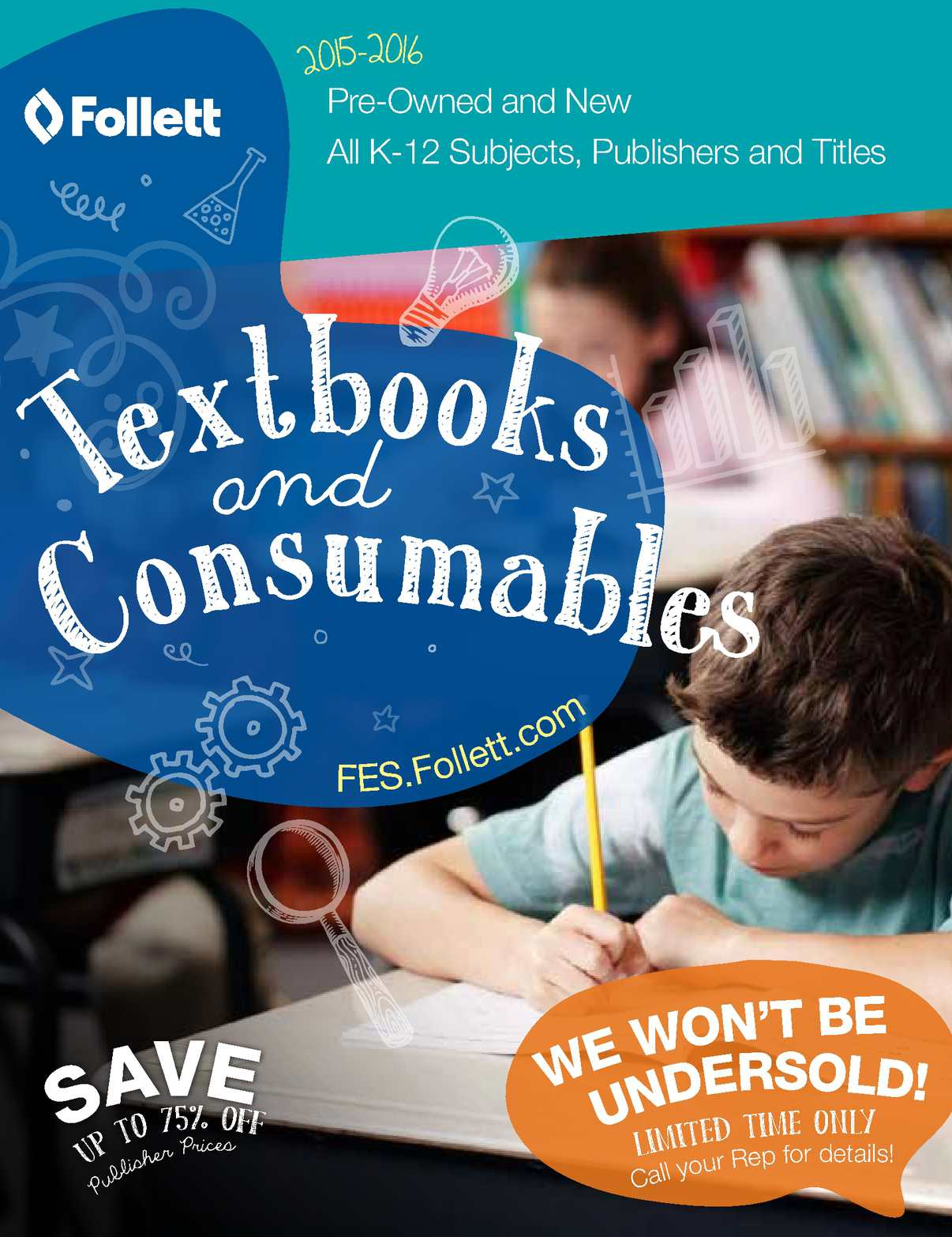 Calam O Textbooks And Consumables
