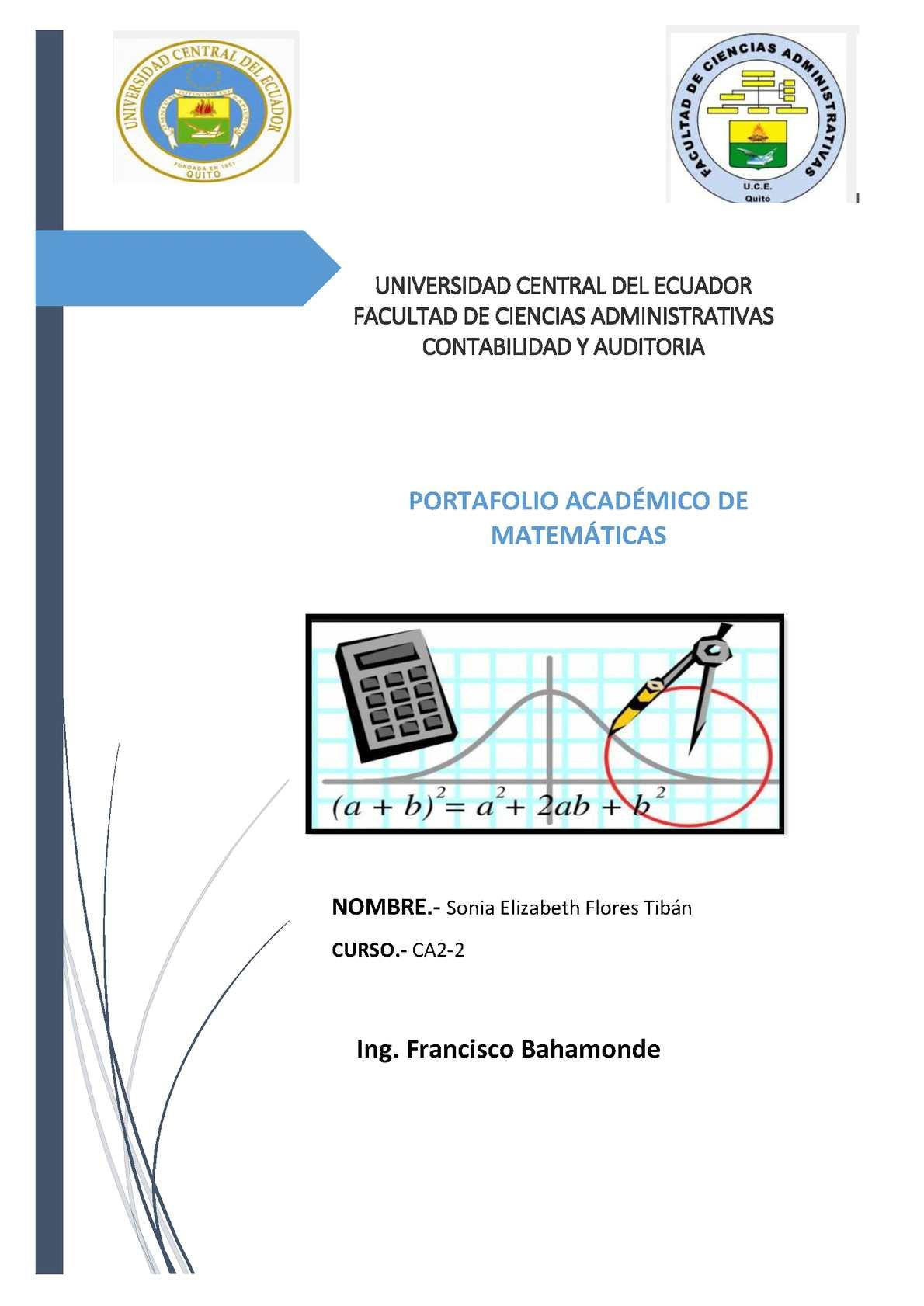 Calameo Matematicas C2 2 PRIMER HEMISEMESTRE