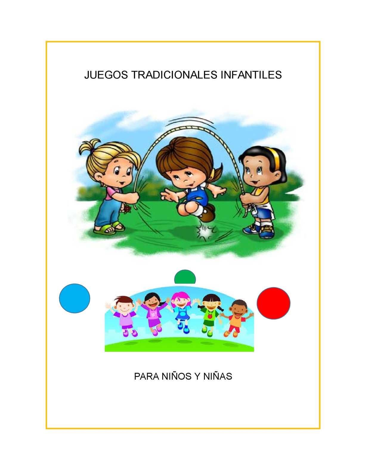 Calameo Lista De Juegos Tradicionales De La Region