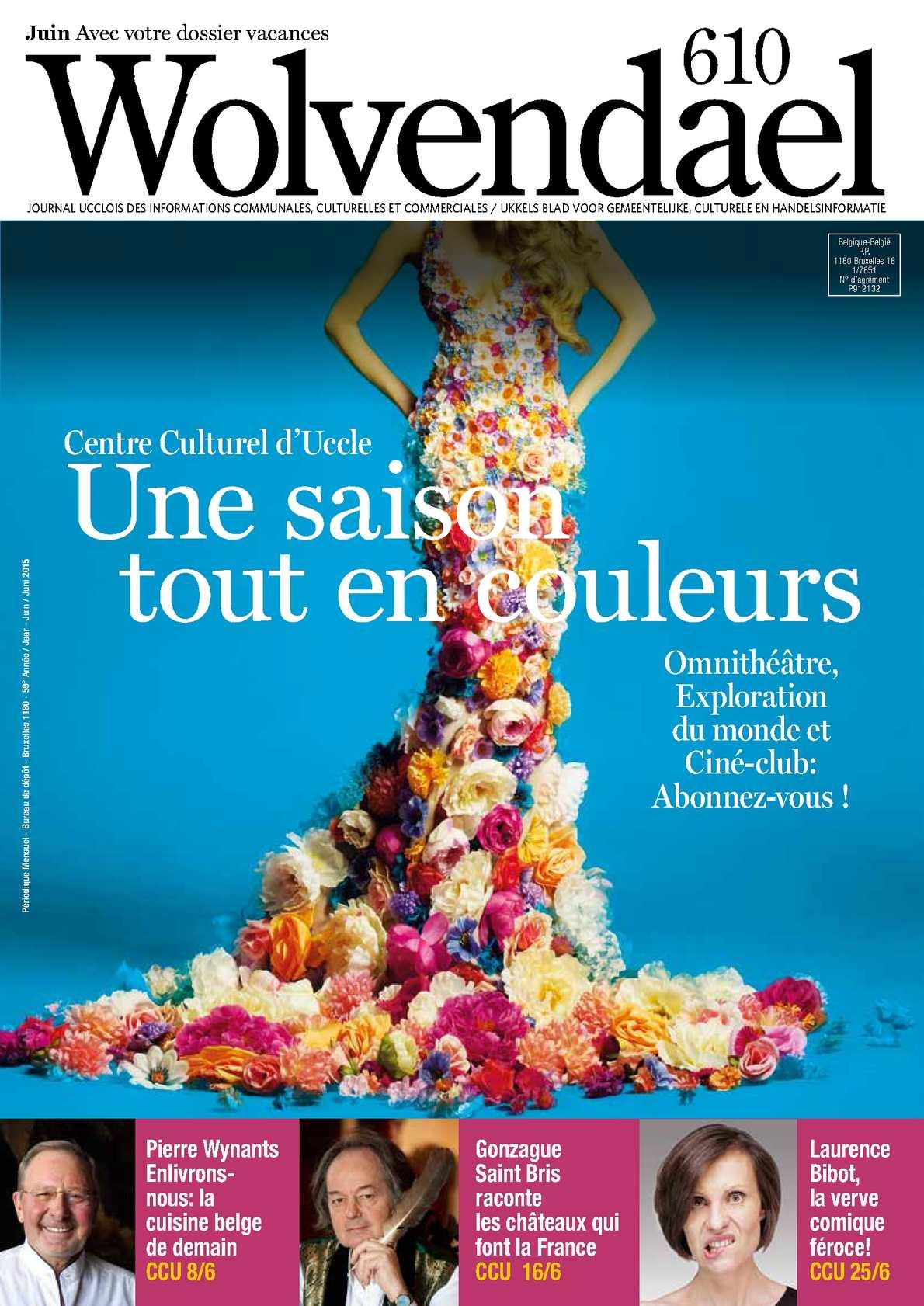 Calaméo Wolvendael Mag N 610 Juin 2015