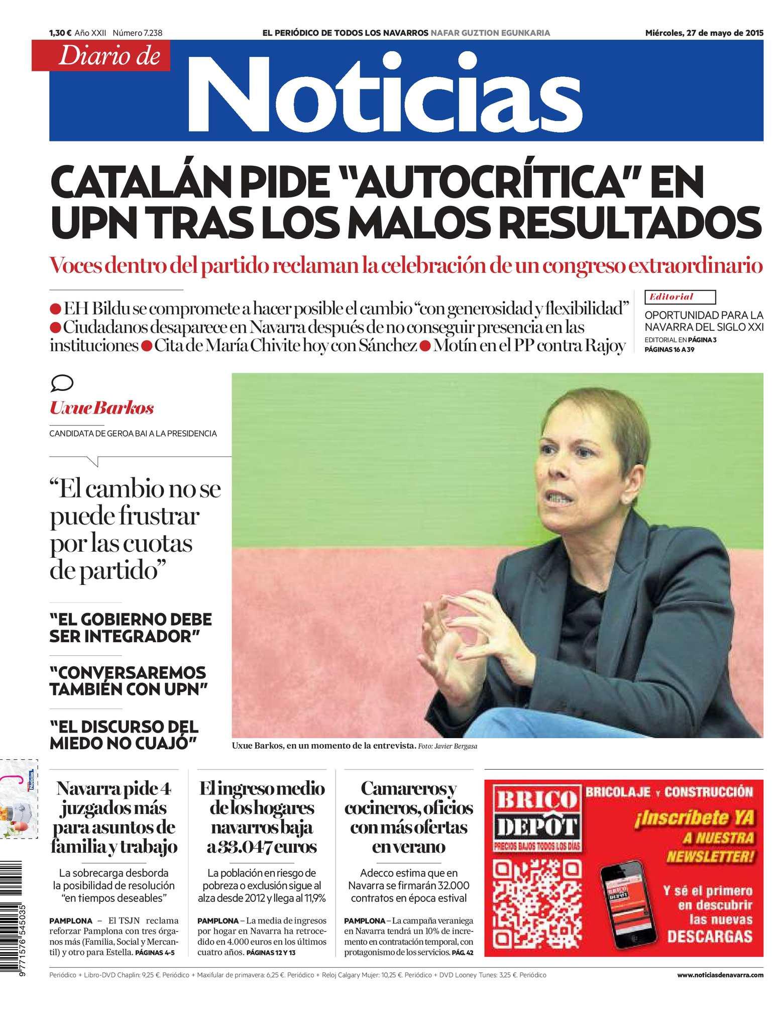 1e02d0c3ce276 Calaméo - Diario de Noticias 20150527