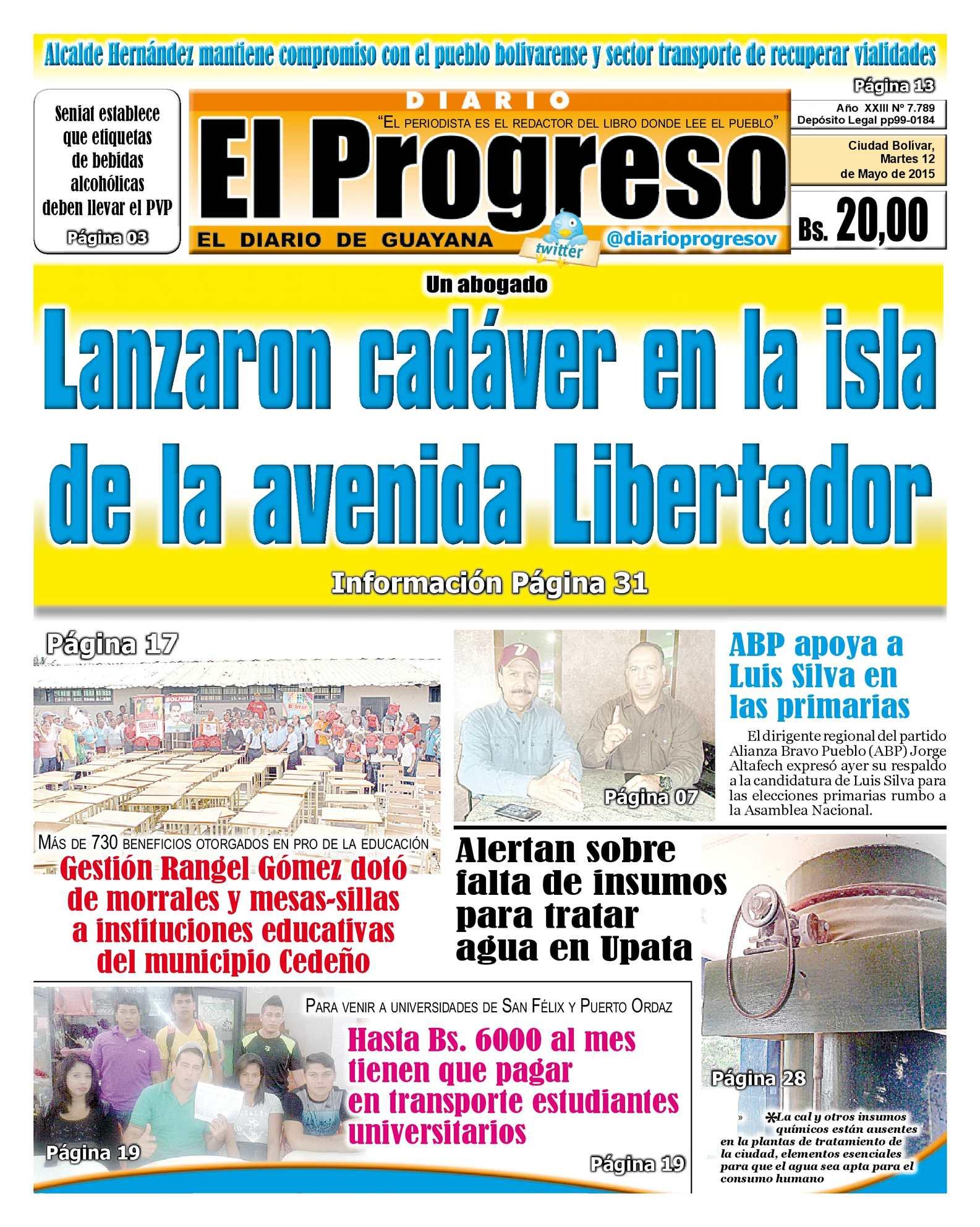 Calaméo - DiarioelprogresoEDICIÓNDIGITAL 12-05-2015 beda3c23a9af