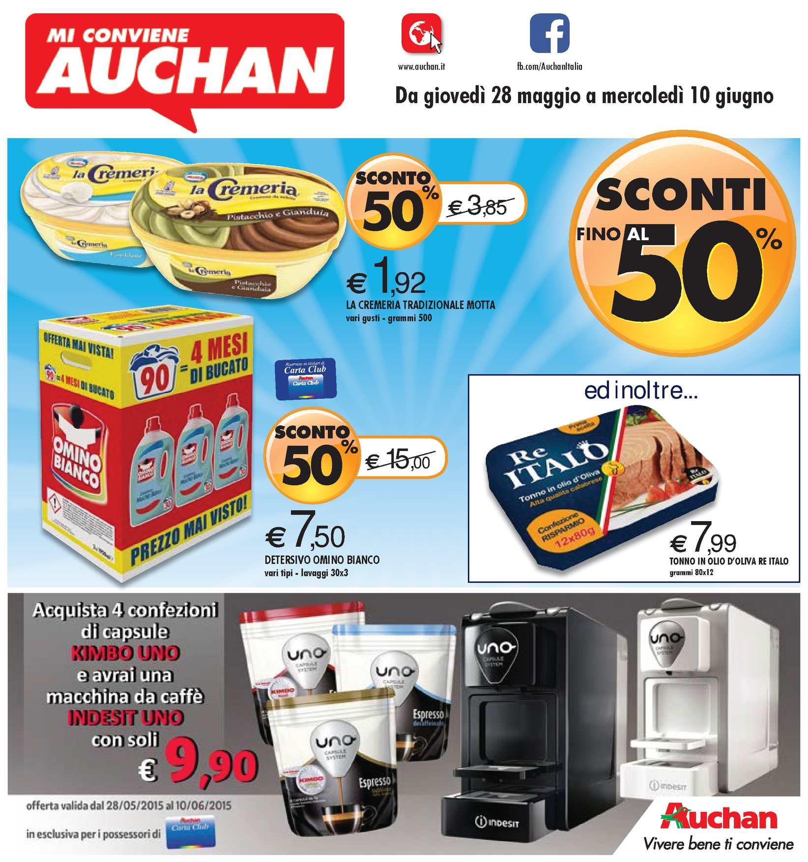 Auchan Sedie Da Giardino.Calameo Volantino Auchan Calabria Dal 28 Maggio Al 10 Giugno