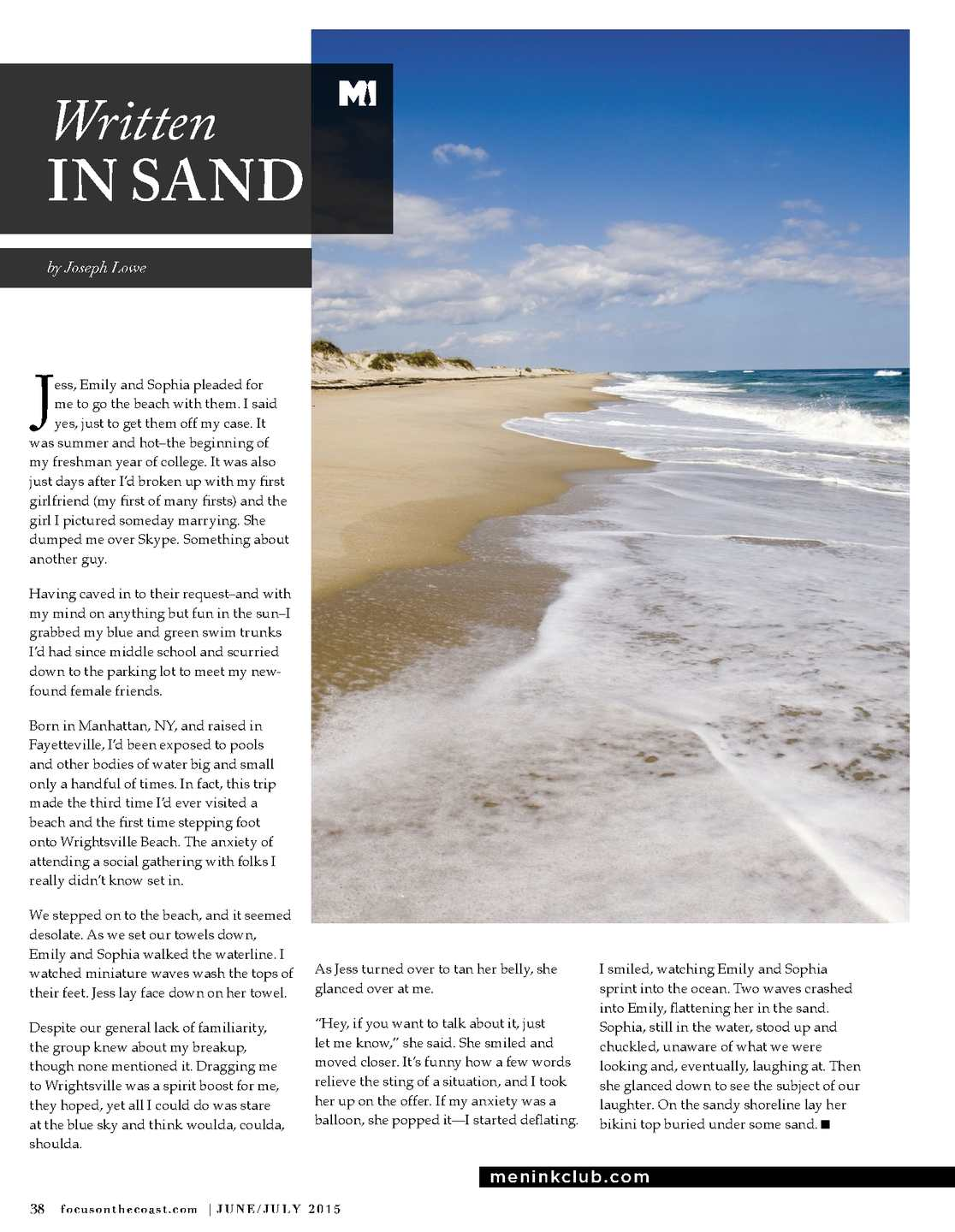 Focus on the Coast, Issue 120, June/July - CALAMEO Downloader