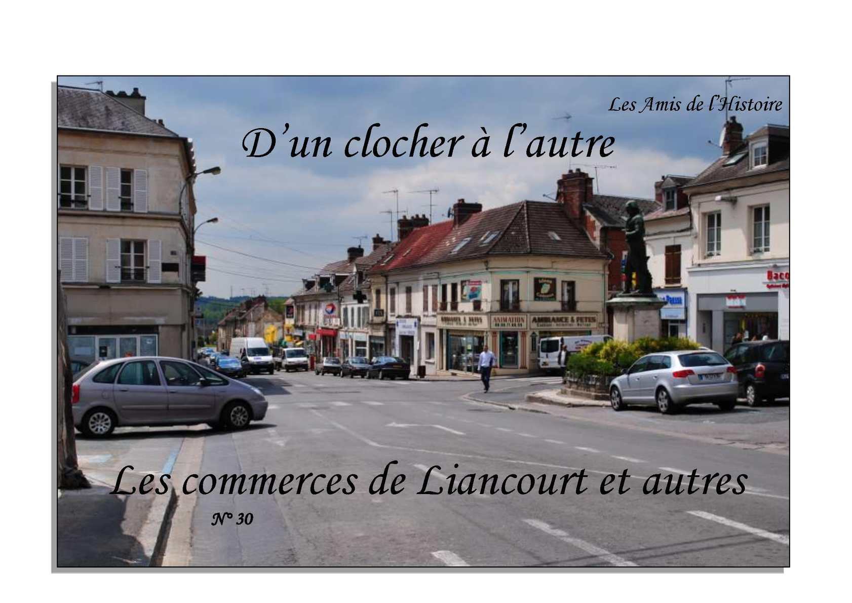 Les Commerces De Liancourt