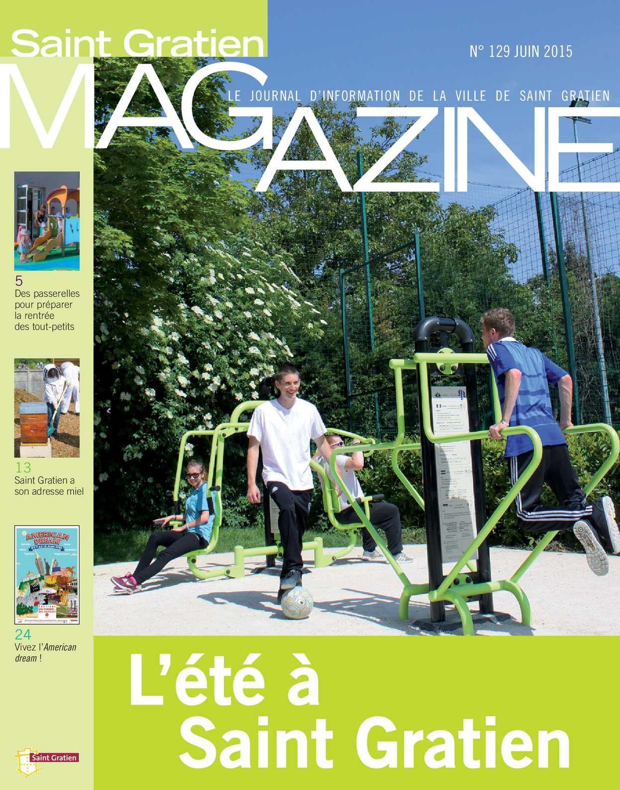 Calaméo - Saint Gratien Magazine Juin 2015 N°129 9b79c7d25776