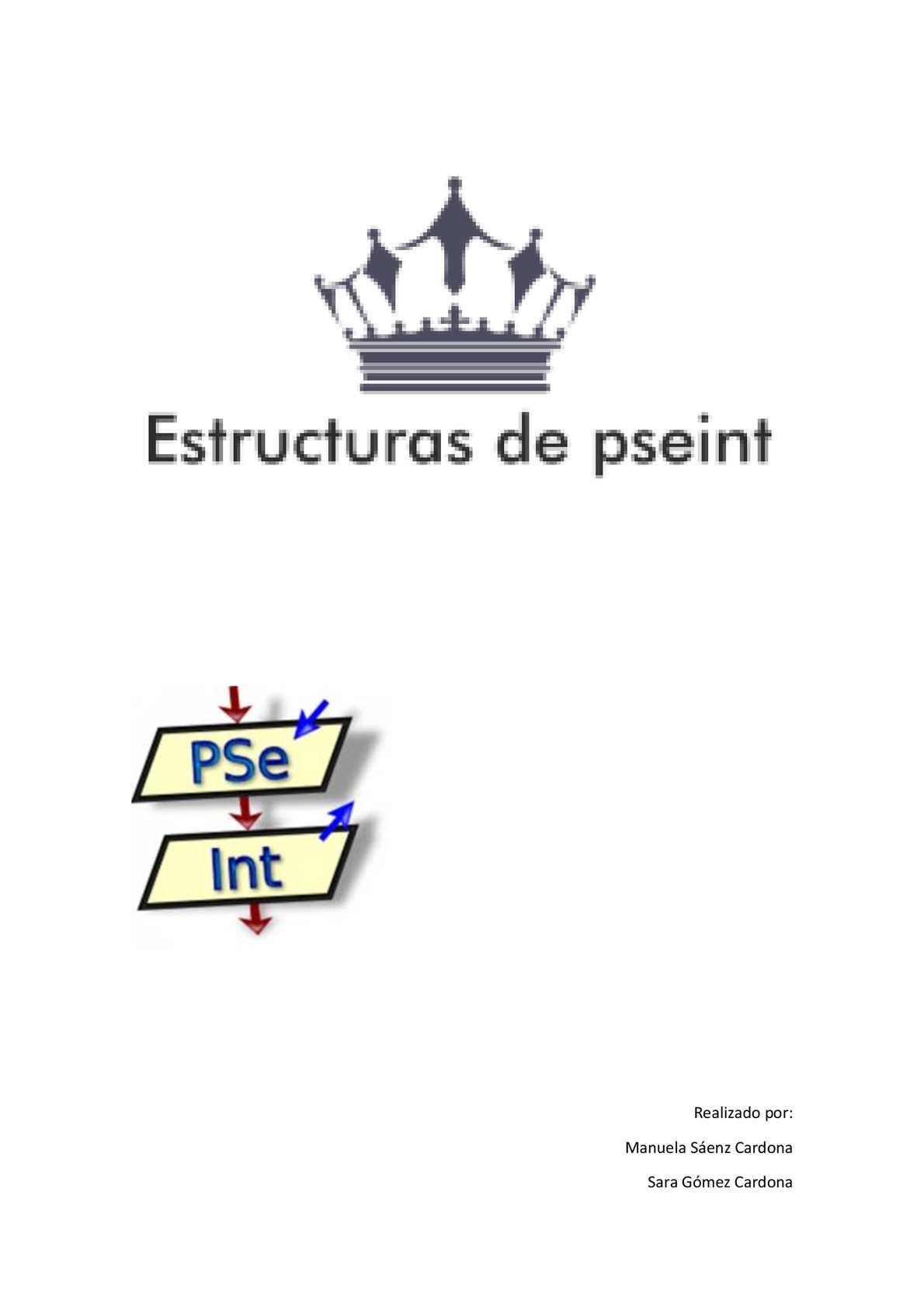 Estructuras de PSeint
