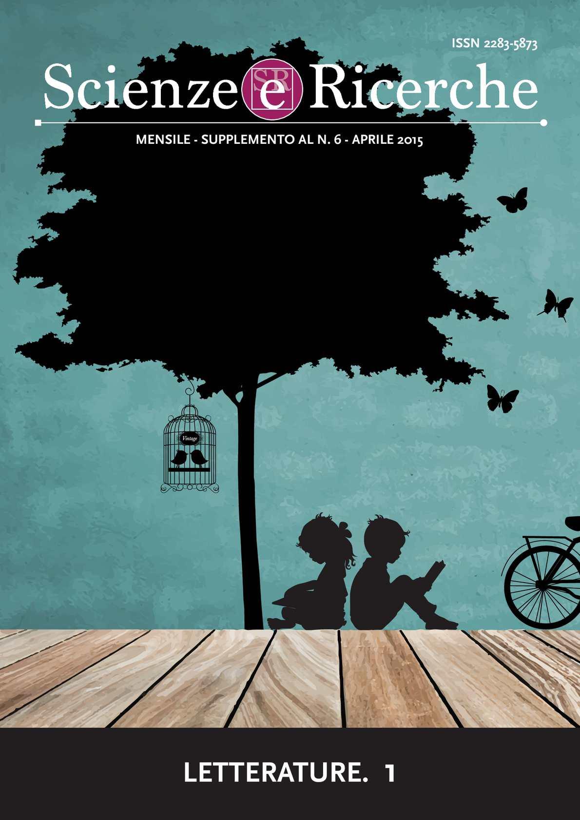 Letteratureaprile Ricerche E Calaméo Scienze 2015 OTuwXPkZil